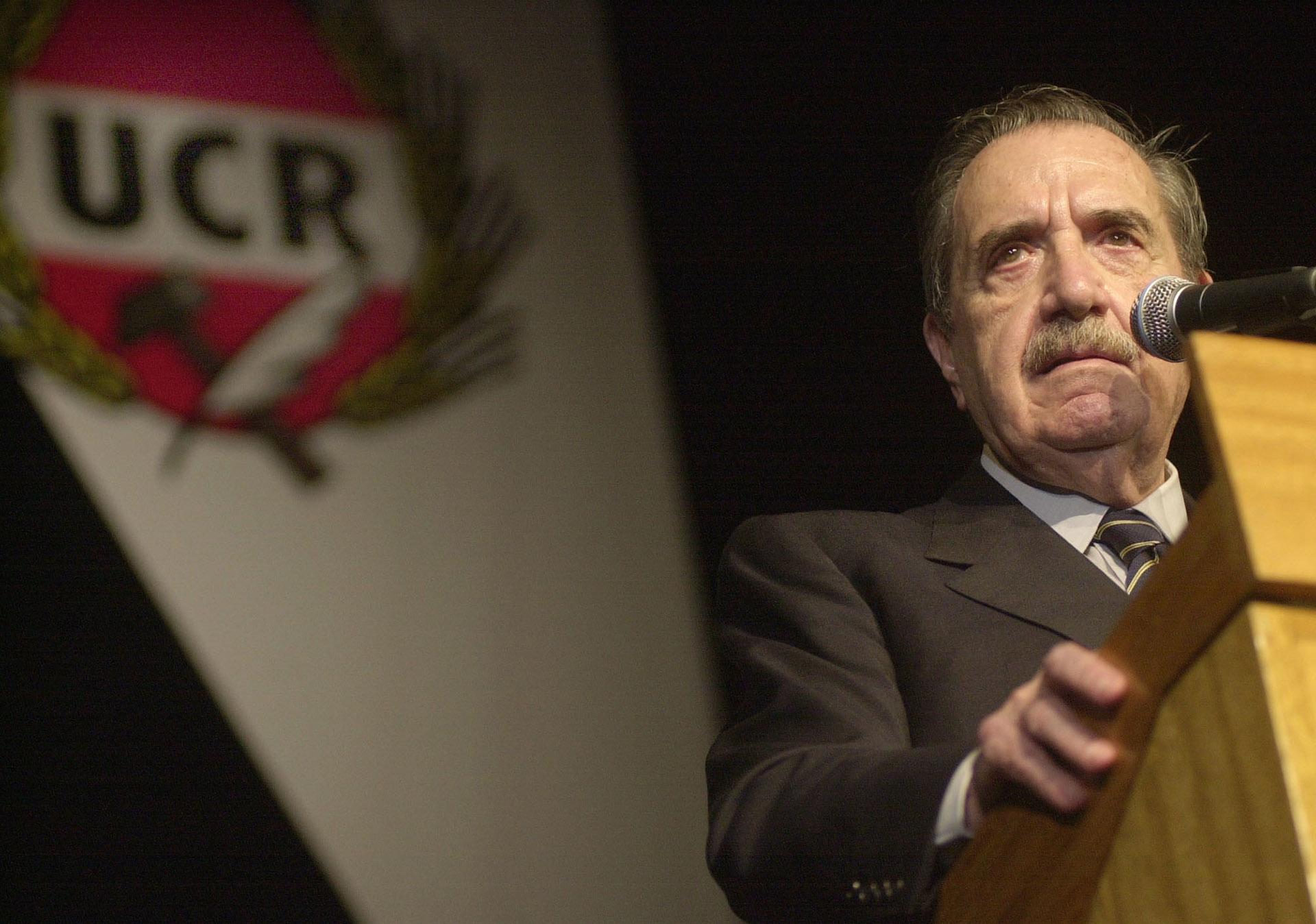 El ex presidente se destacó por su gran poder de oratoria