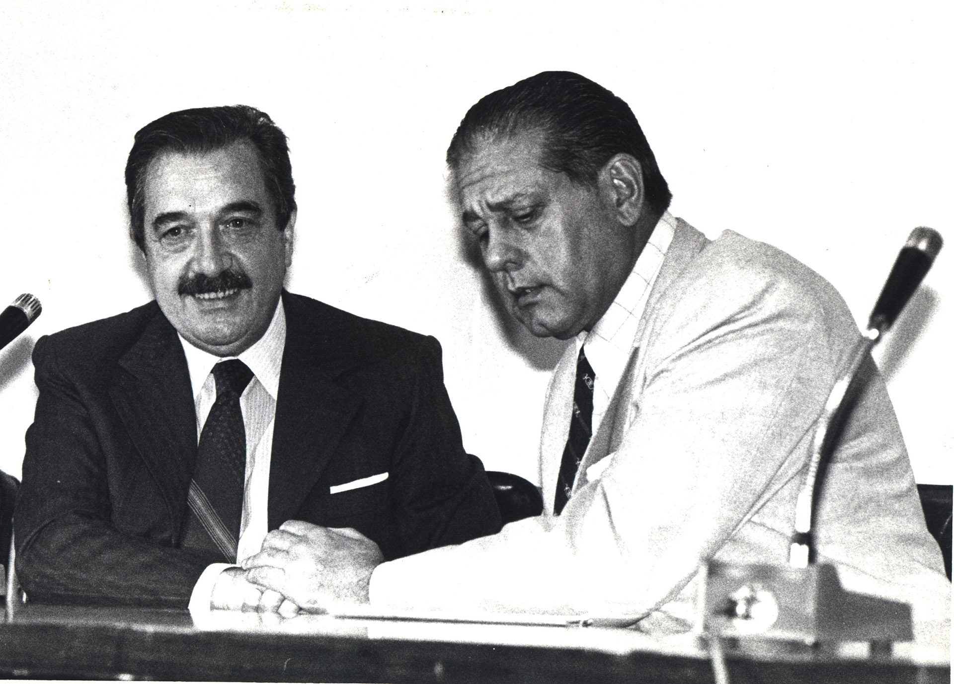 ConRené Favaloro