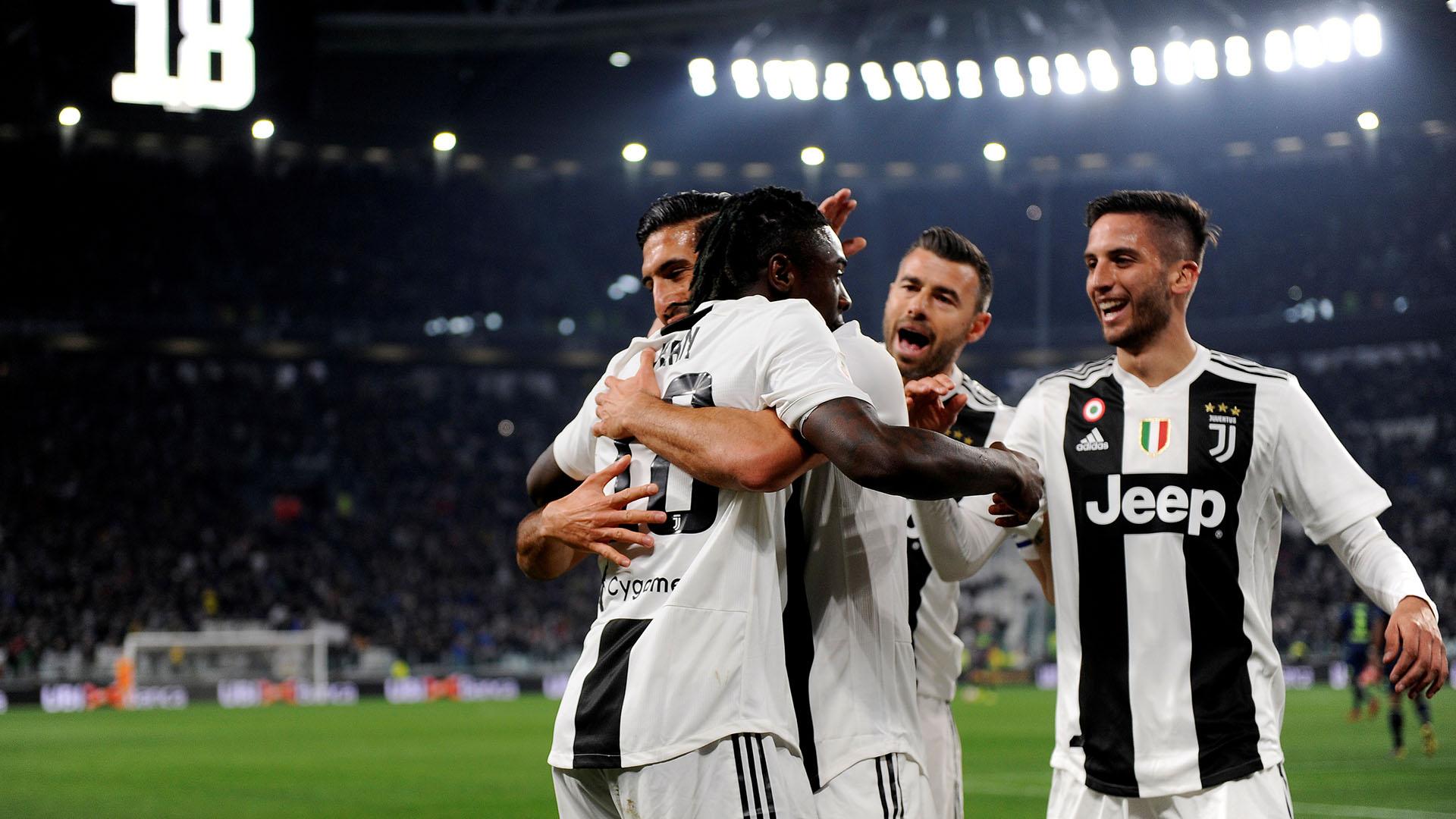 Juventus goleó al Udinese con un equipo alternativo y se encamina al  Scudetto - Infobae b6c0f9f592c71