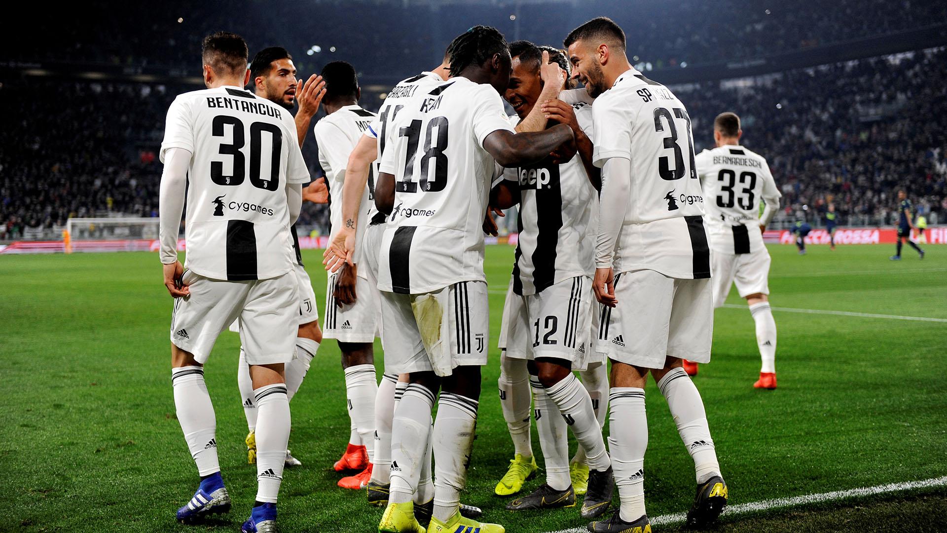 Juventus contará con la vuelta de Cristiano Ronaldo (REUTERS/Massimo Pinca)