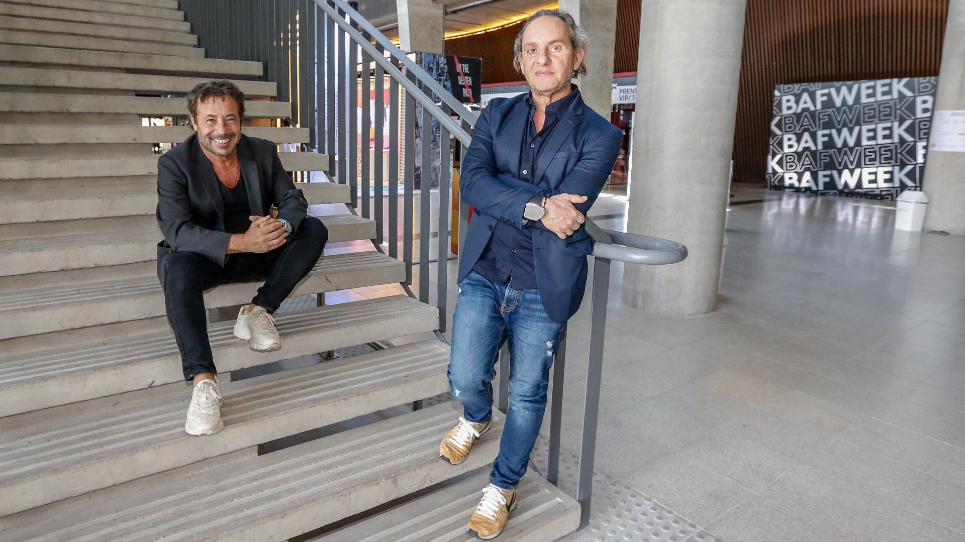 Conversaciones de dos grandes de la moda: Ricky Sarkany y Custo Dalmau (Nicolás Aboaf)