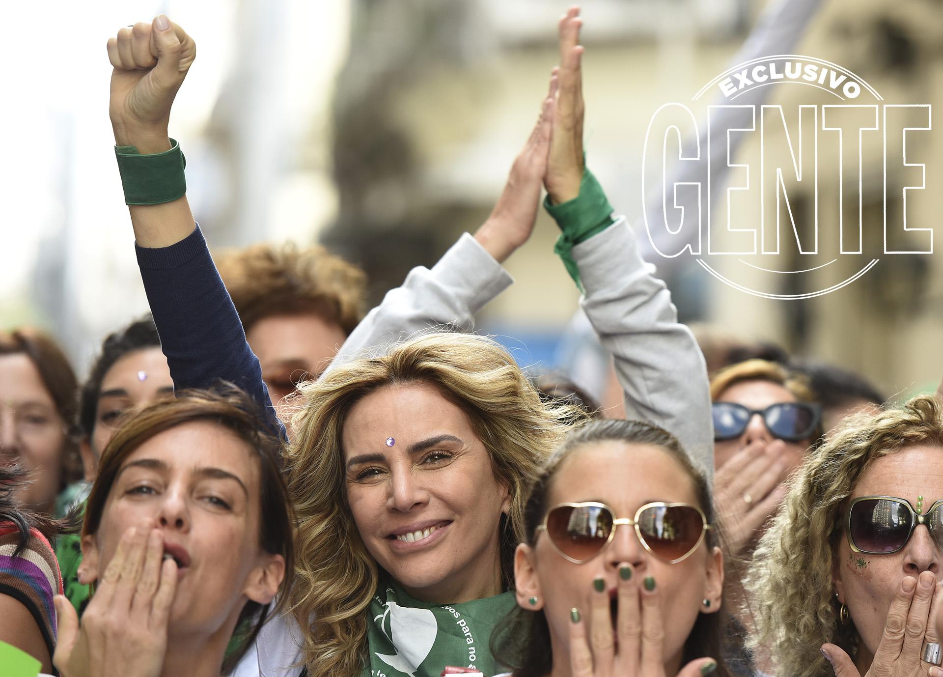 El aullido unánime del colectivo Actrices Argentinas.