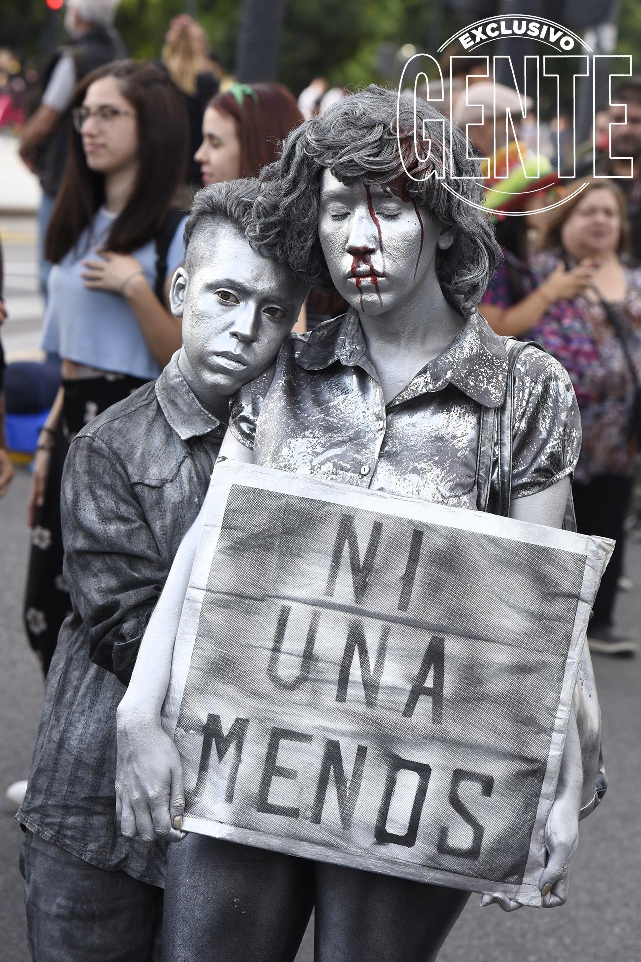 #NiUnaMenos, el reclamo de todas en el tercer paro internacional de mujeres.