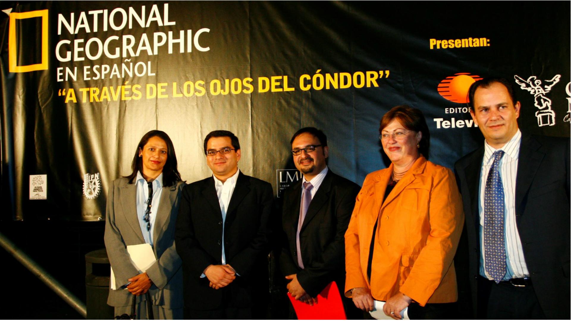 National Geographic es uno de las marcas que llegó a editar Televisa (Foto: Cuartoscuro)