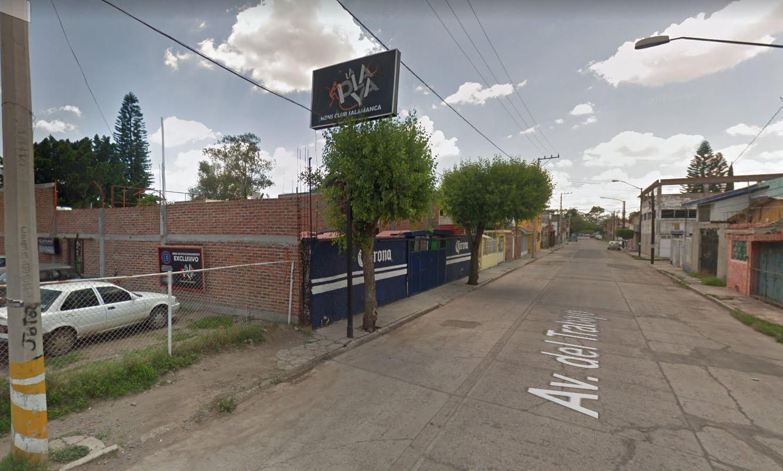El ataque se produjo unas horas después de que el presidente Andrés Manuel López Obrador realizara una visita de trabajo en Guanajuato (Foto: captura de pantalla Google Maps)