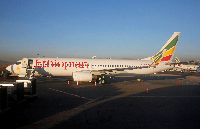 Un Boeing 737-800 de la misma aerolínea(Reuters)
