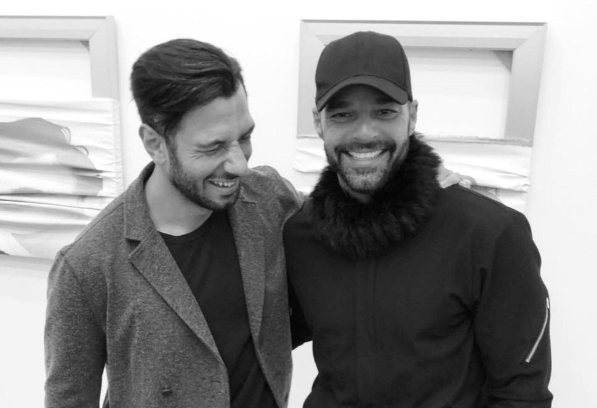 Ricky y su esposo se convirtieron en padres el pasado diciembre (Instagram / ricky_martin)