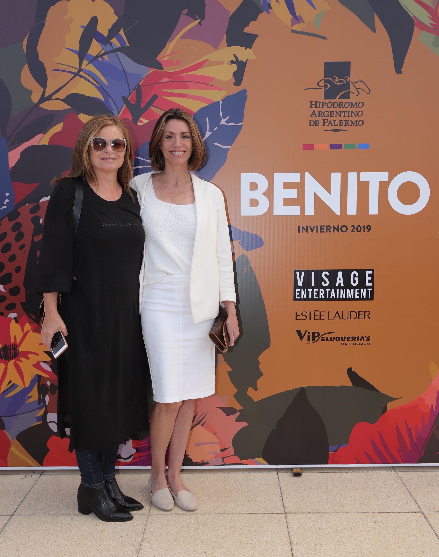 Gabriela Vidal Productora General y Veronica Quintana Jefa de Relaciones Publicas de Hipódromo de Palermo
