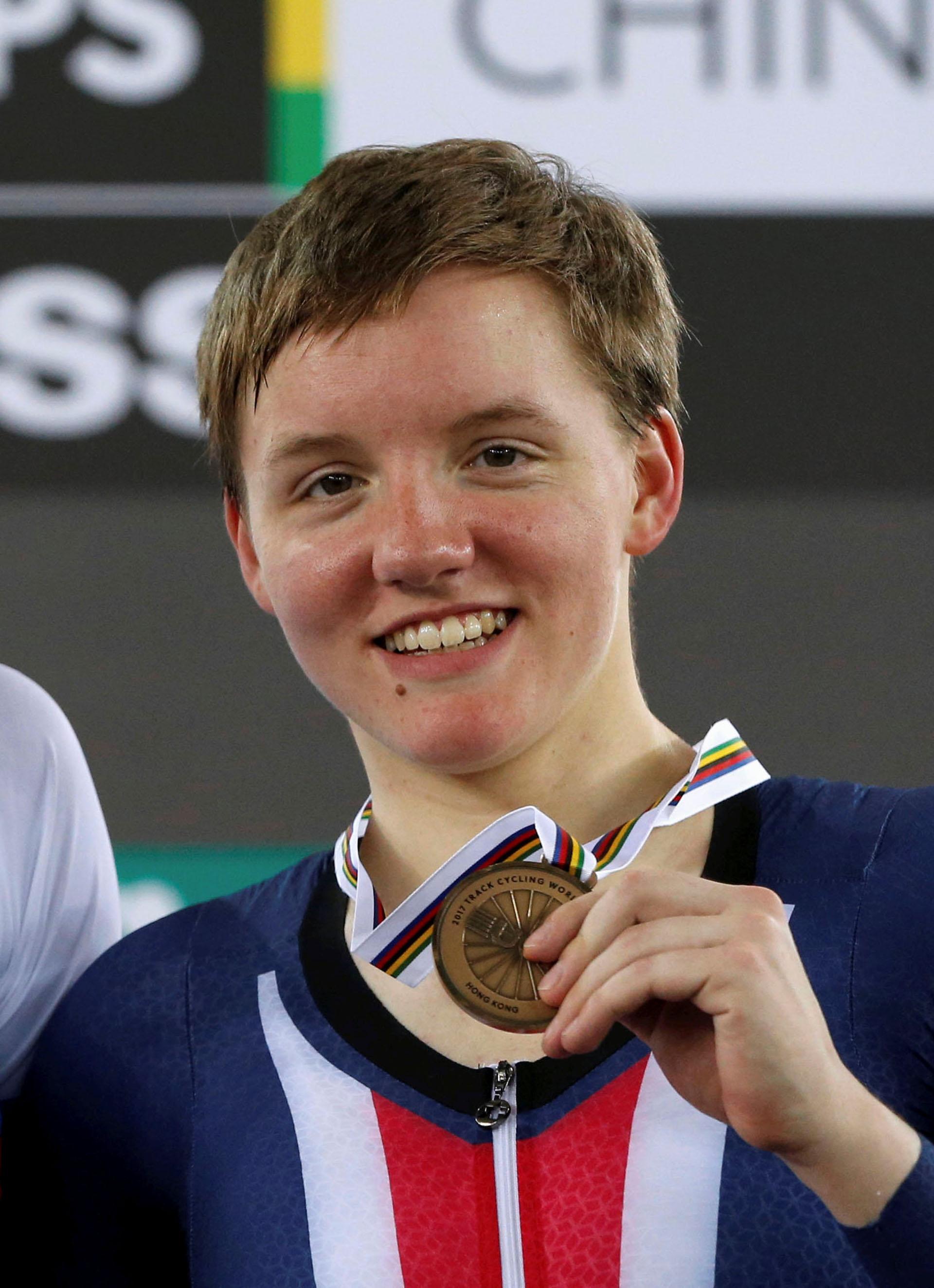 Catlin tenía 23 años y era una de las figuras del ciclismo mundial (Reuters)