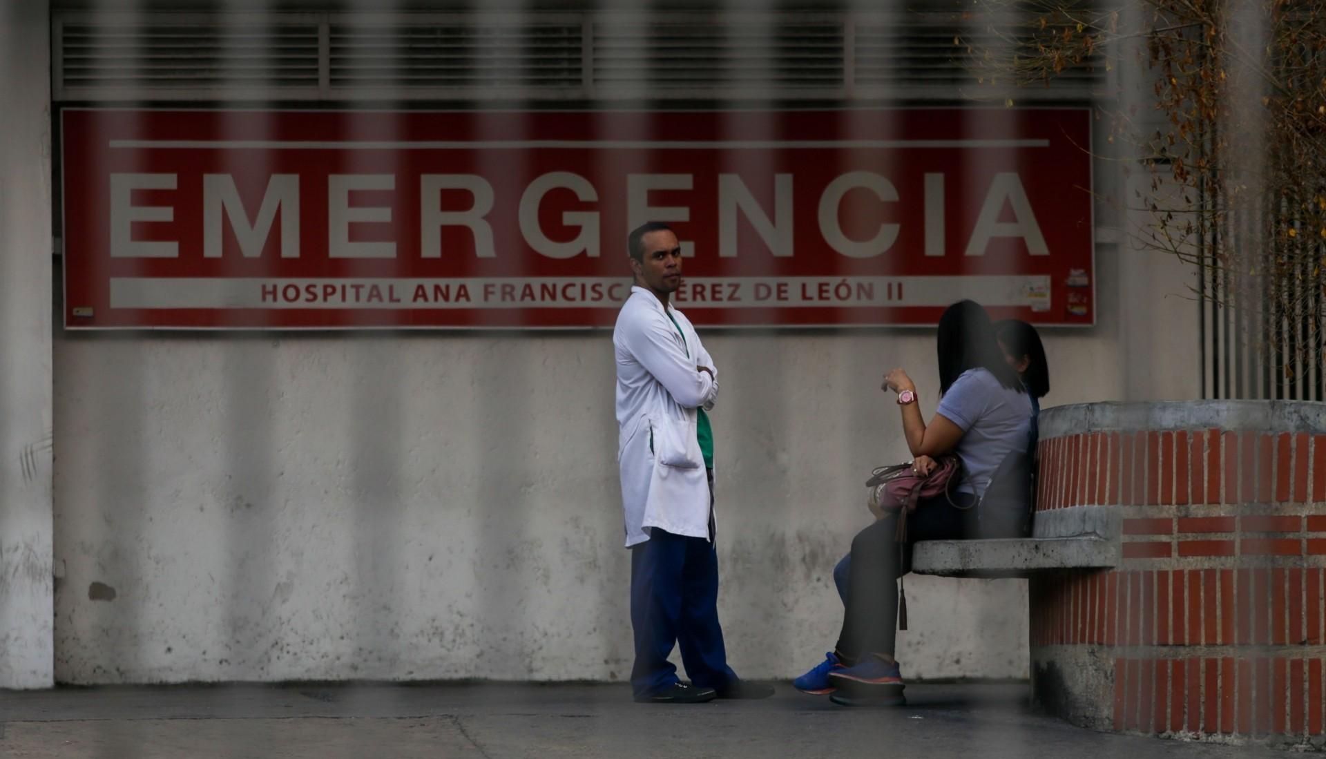 Venezuela vive una dura crisis sanitaria que también afecta a los militares (AFP)
