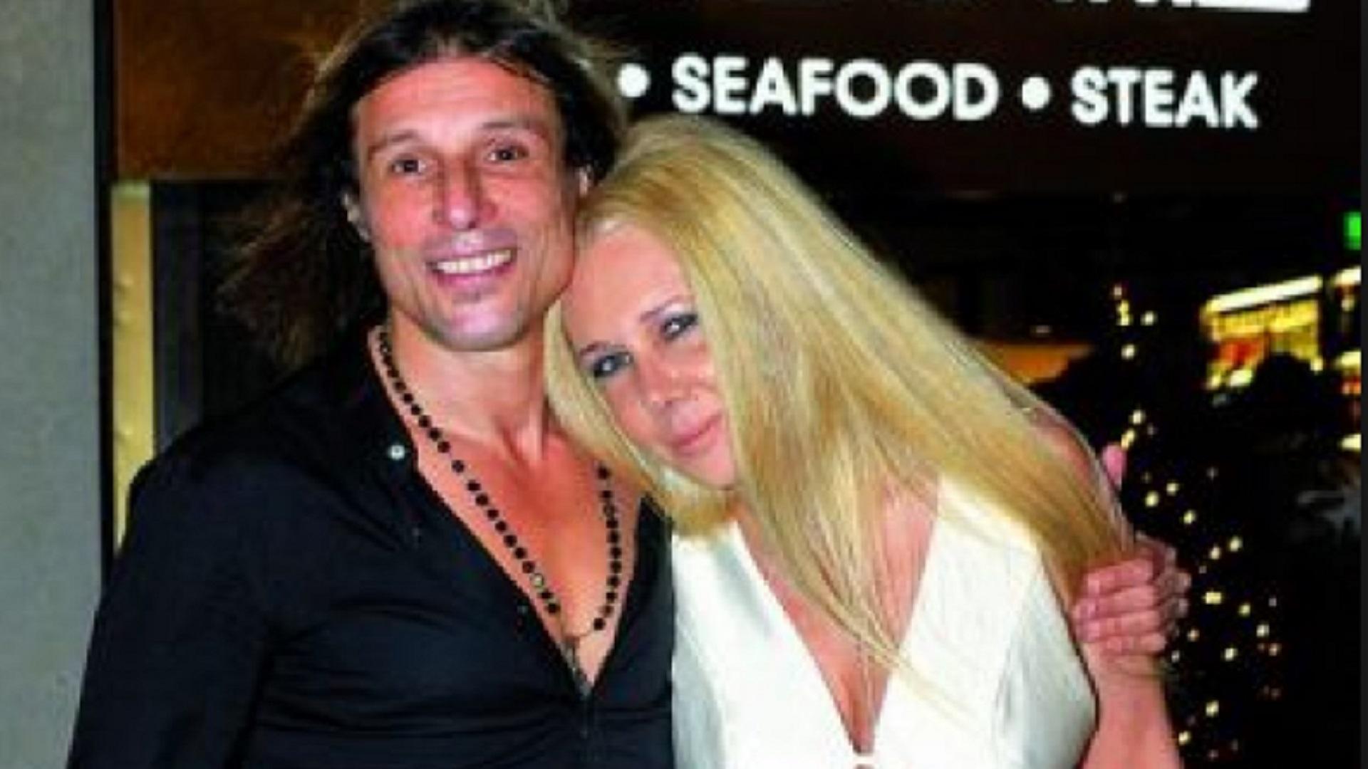 Acusan a Mariana Nannis y Claudio Paul Caniggia de okupas vip en la mansión que vive en Marbella