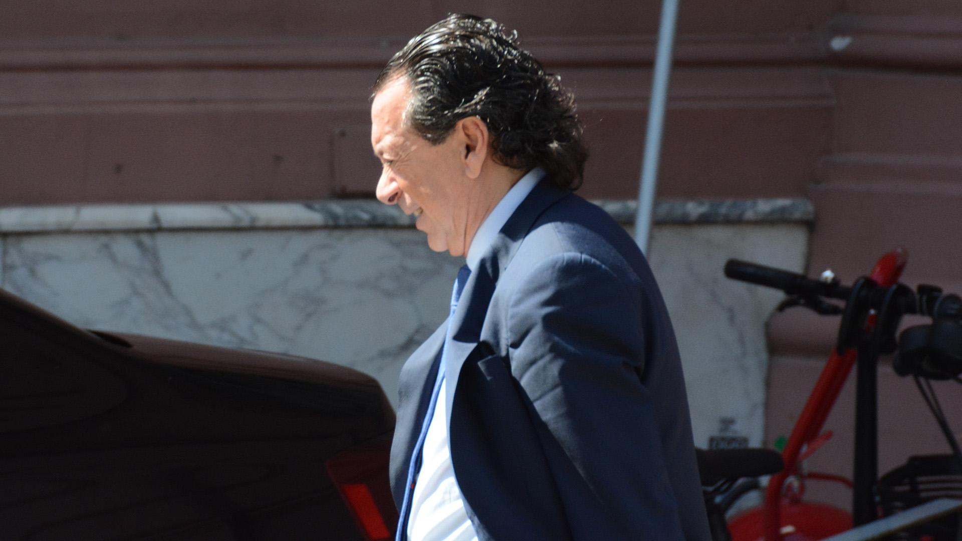 Dante Sica, ministro de Producción (Franco Fafasuli)