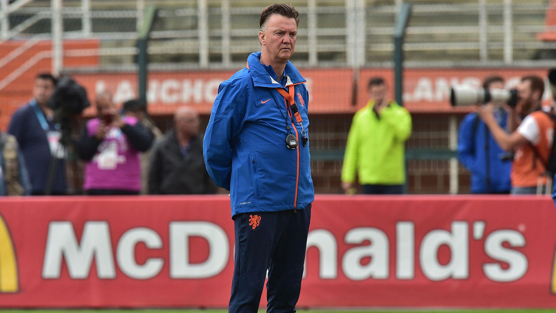 En el Mundial 2014 logró el tercer puesto con la selección holandesa (Foto: NA)