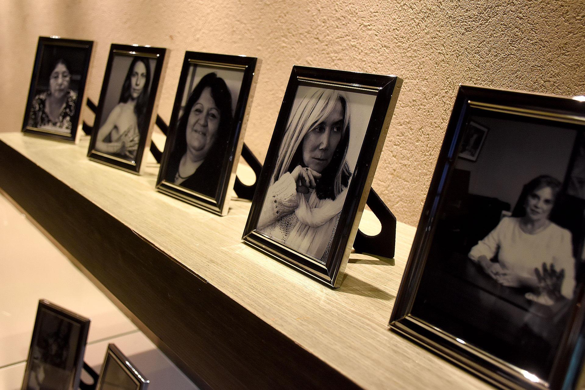 Mujeres destacadas en ediciones pasadas ganadoras de los premios Flor