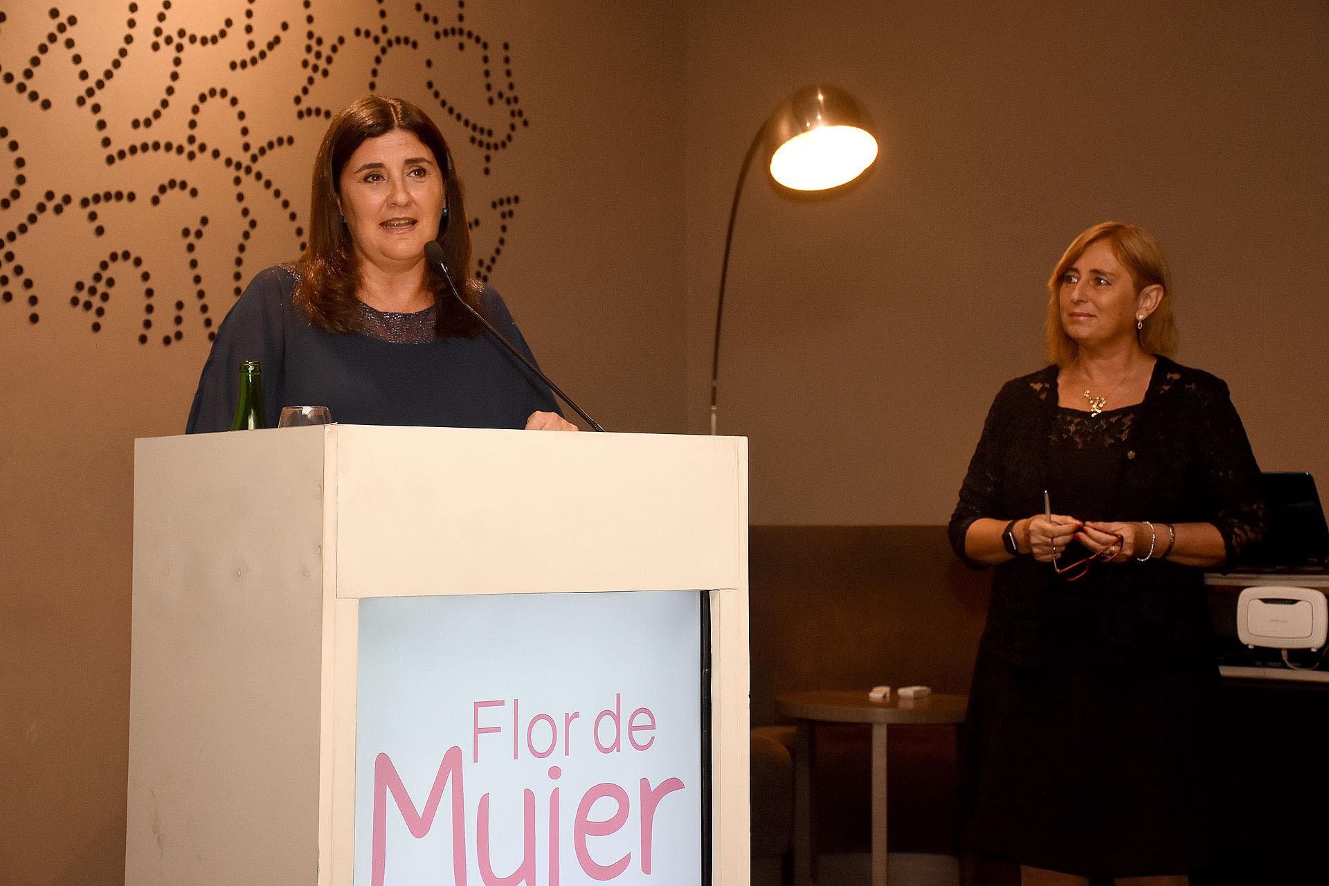 "Paula Torres reforzó el mensaje solidario e invitó a ""dar tu don"""