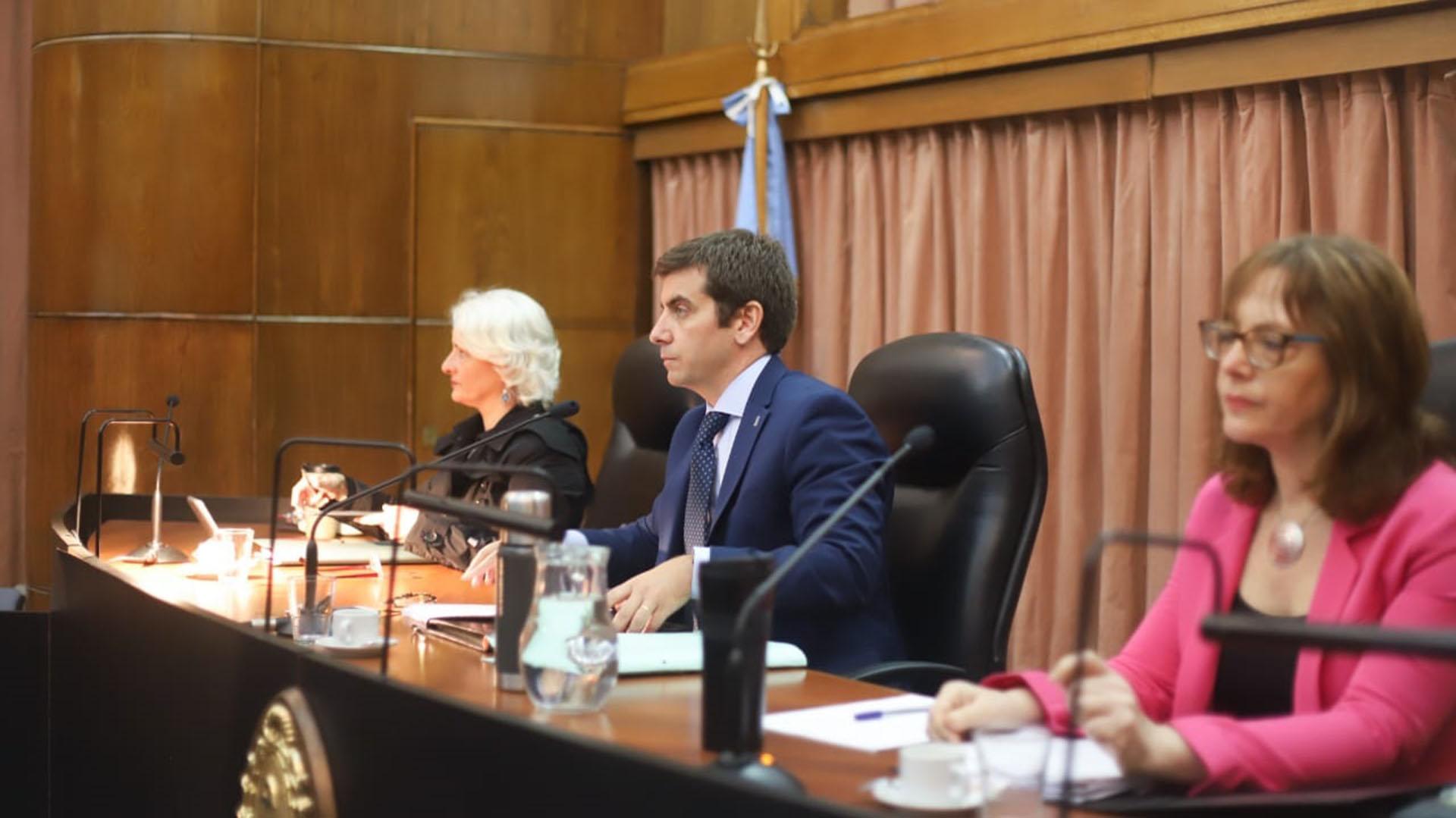 El tribunal oral a cargo del proceso