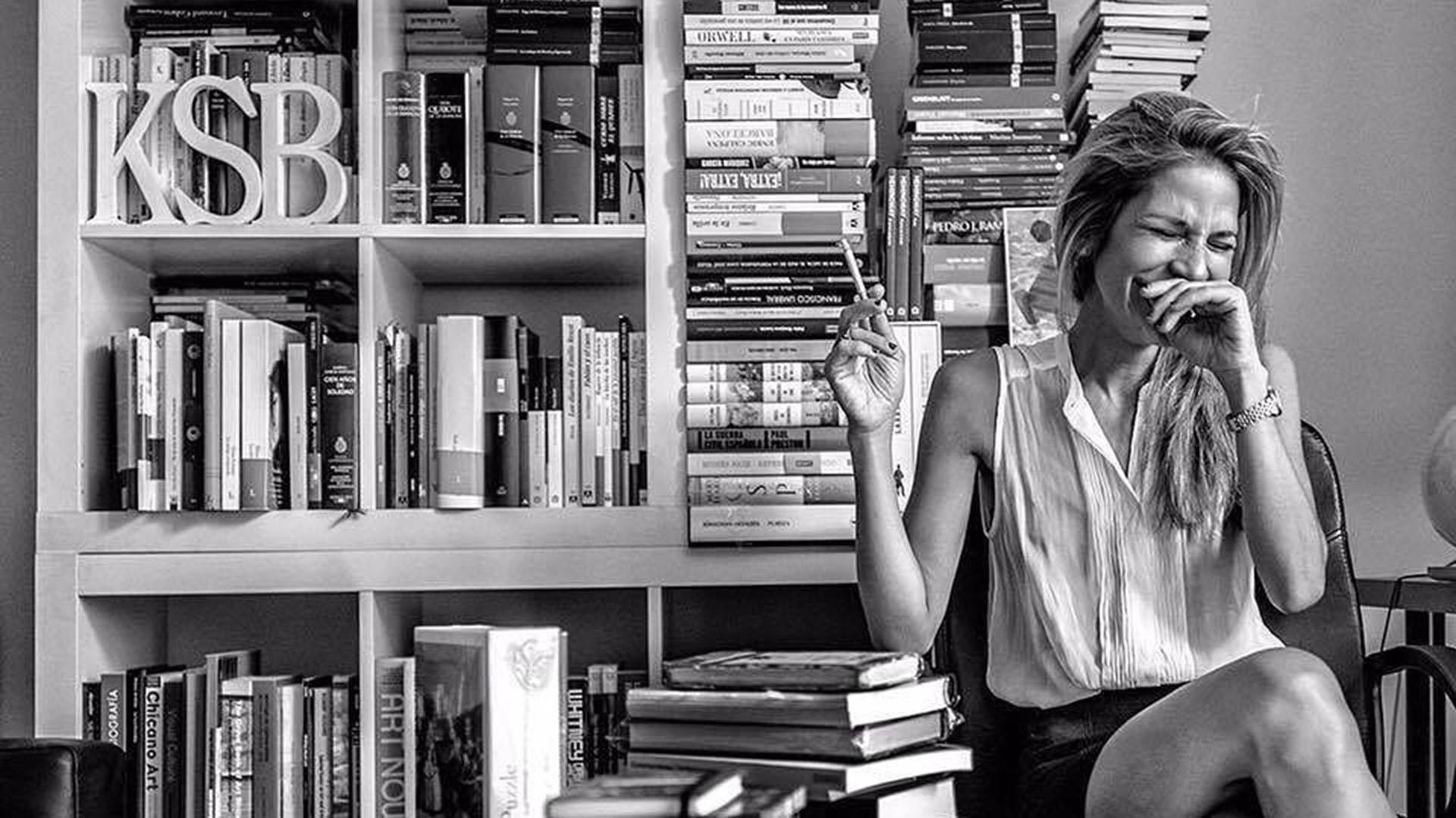 La novela de la escritora venezolana se convirtió en un fenómeno literario (@laksb)