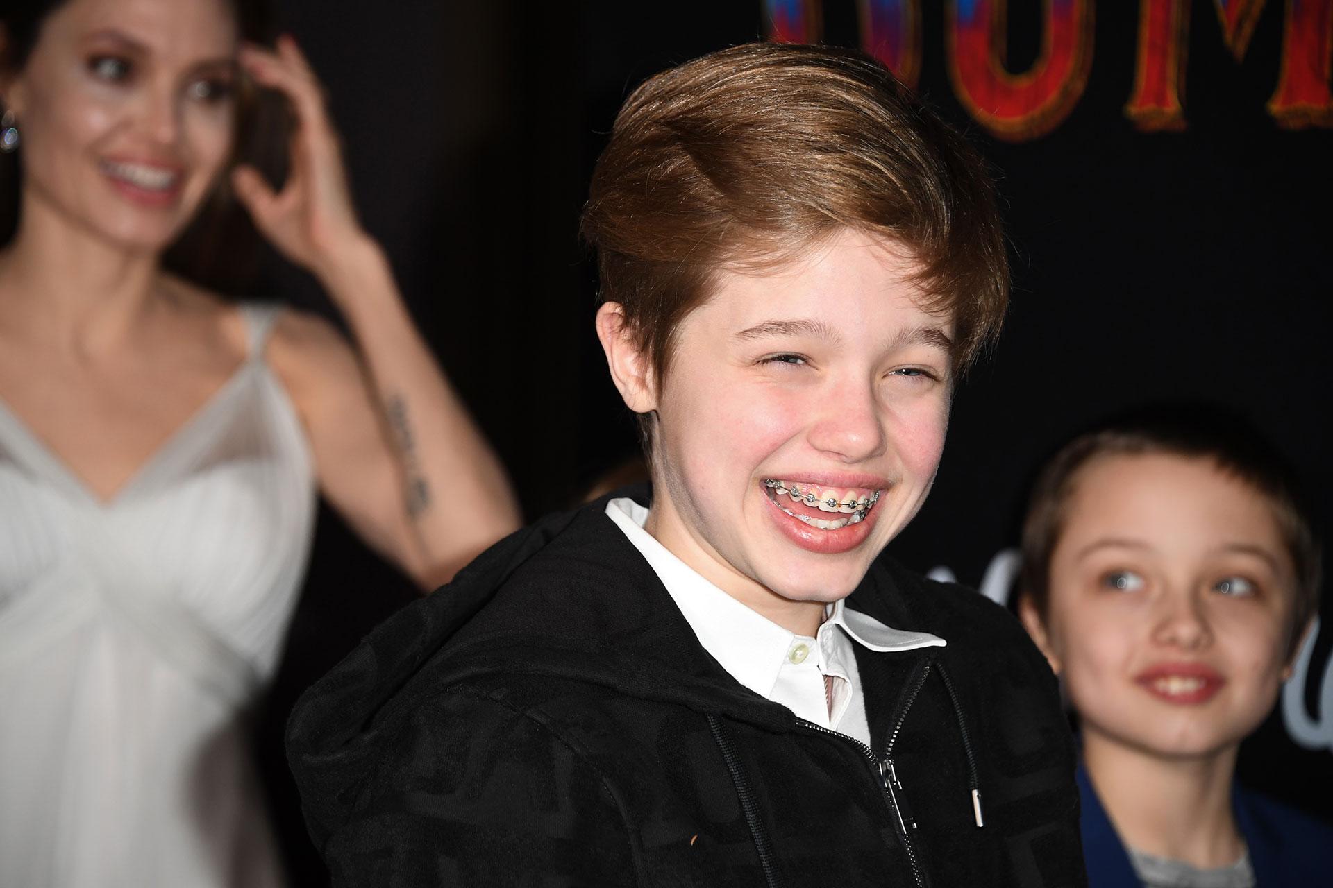 La hija de 12 años del matrimonio Pitt Jolie -Shiloh Nouvel Jolie-Pitt
