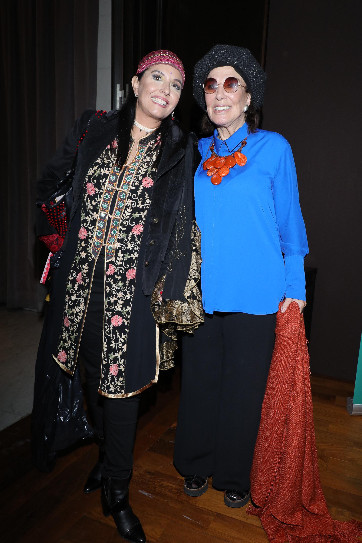 Jimena La Torre y Graciela Borges