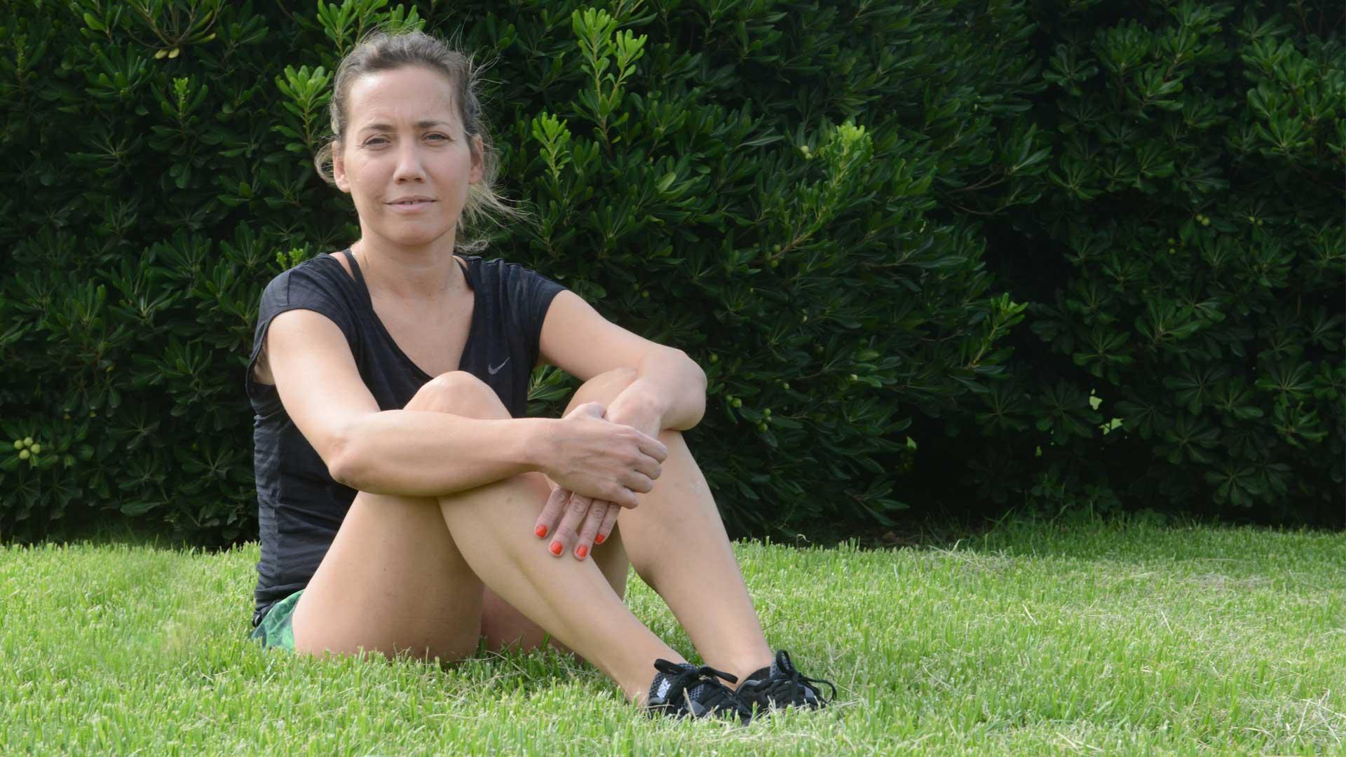 Después de estar dos años en lista de espera, María José fue trasplantada de ambos pulmones. Foto: Fernando Calzada/DEF.