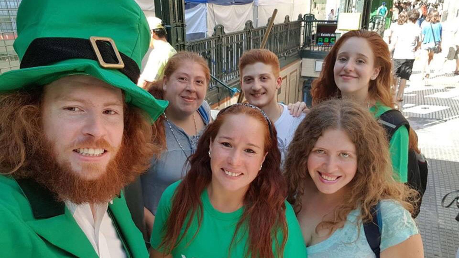 Buenos Aires Celebra Irlanda