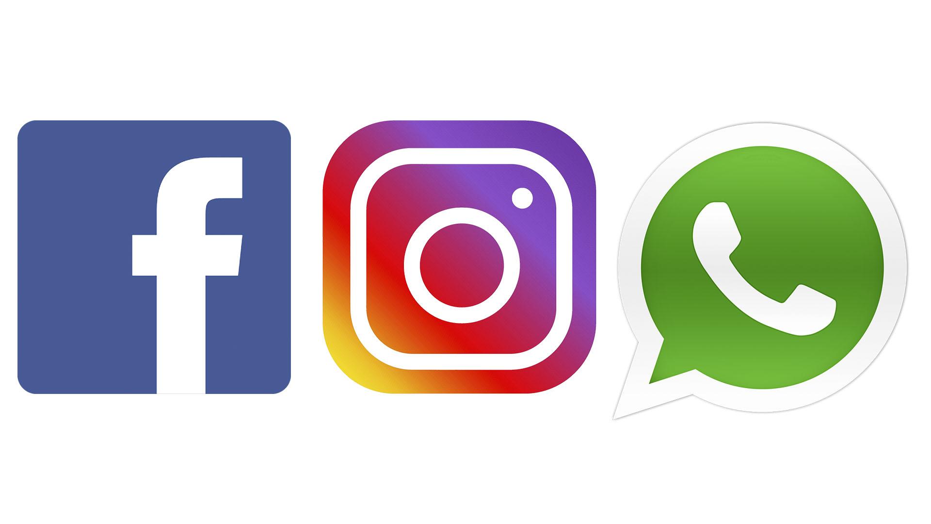 Facebook, Instagram y Whatsapp se encuentran caídos en varias partes del mundo
