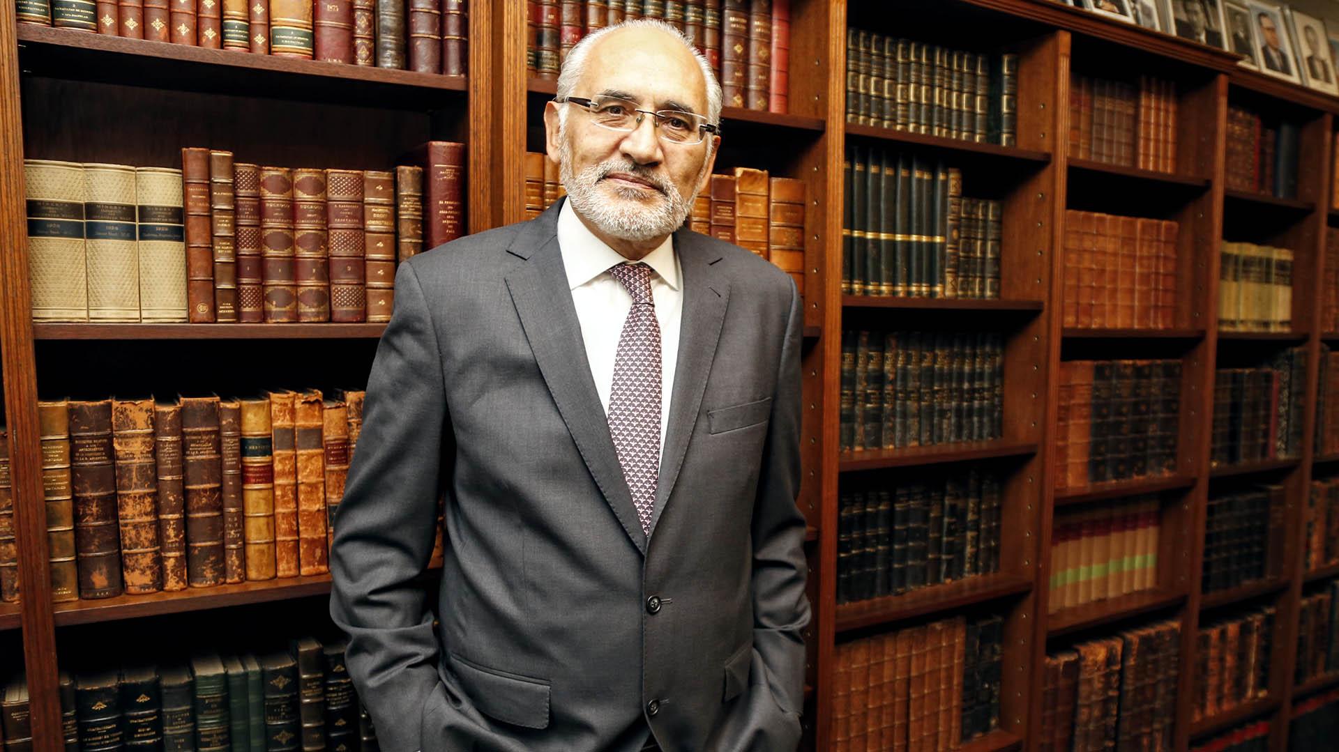 El actual candidato fue presidente de Bolivia entre 2002 y 2005 (Nicolás Aboaf)