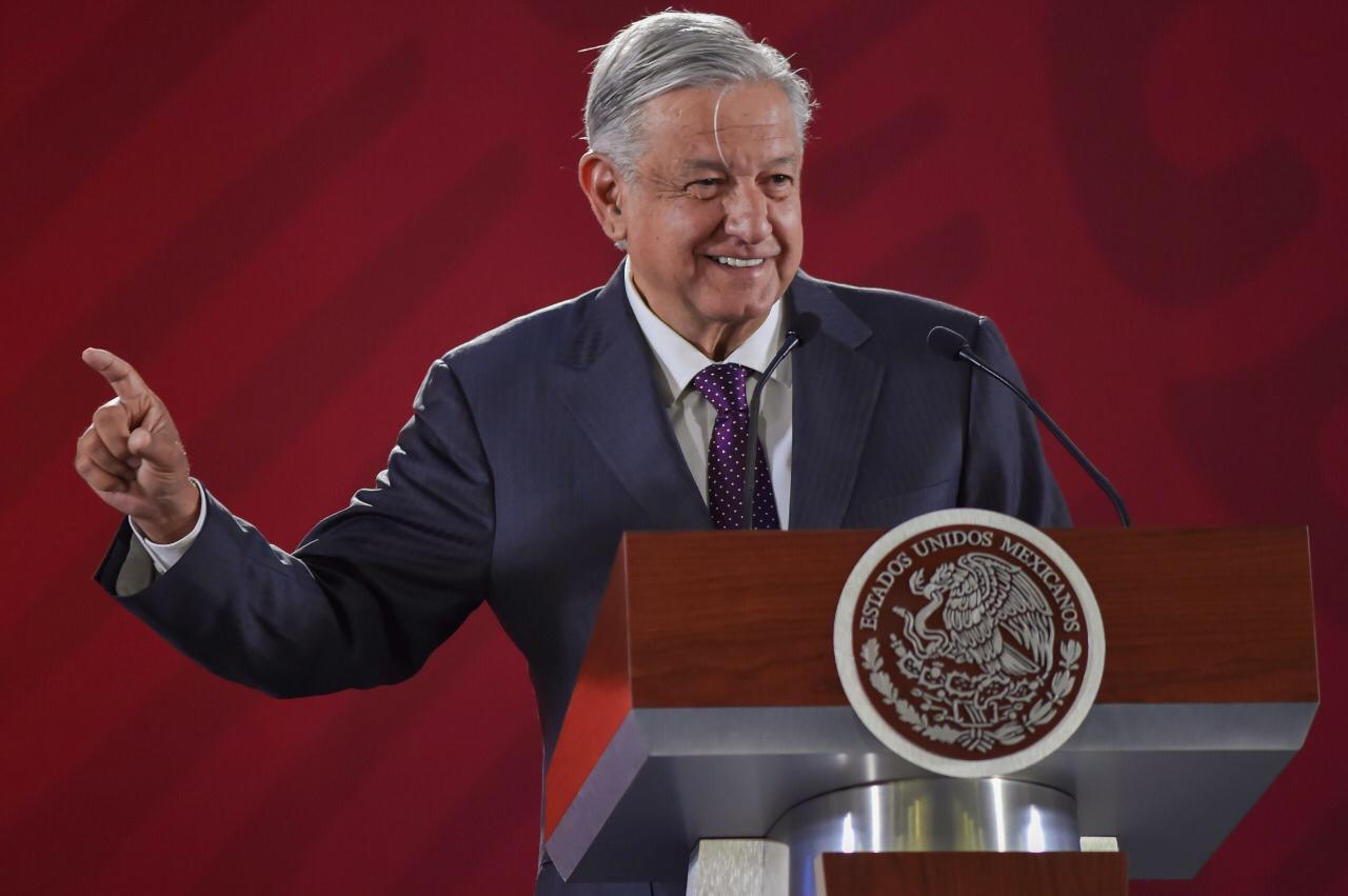 Obrador espera que el 21 de septiembre de 2021 sea el Día de la Reconciliación Histórica (Foto: Cortesía Presidencia)