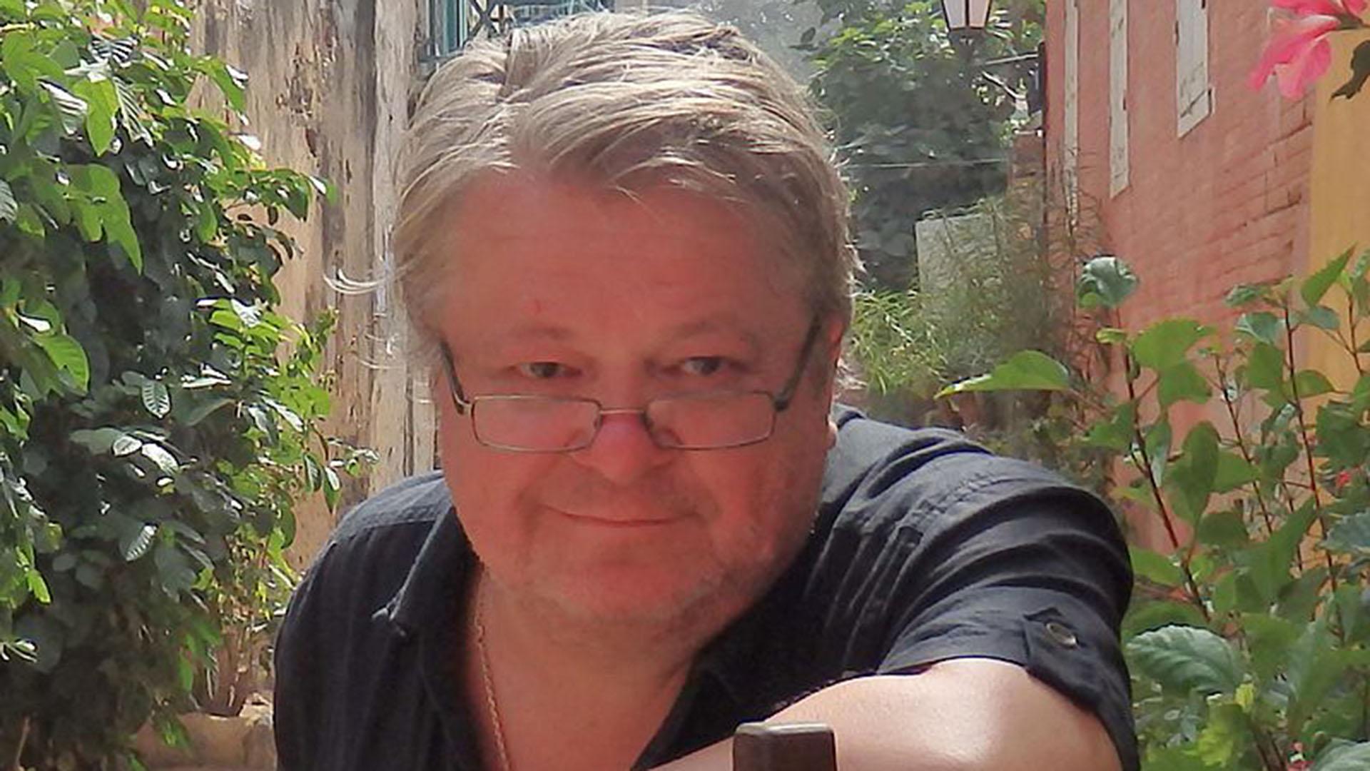 Leszek Bubel, director del semanario (Wikipedia)
