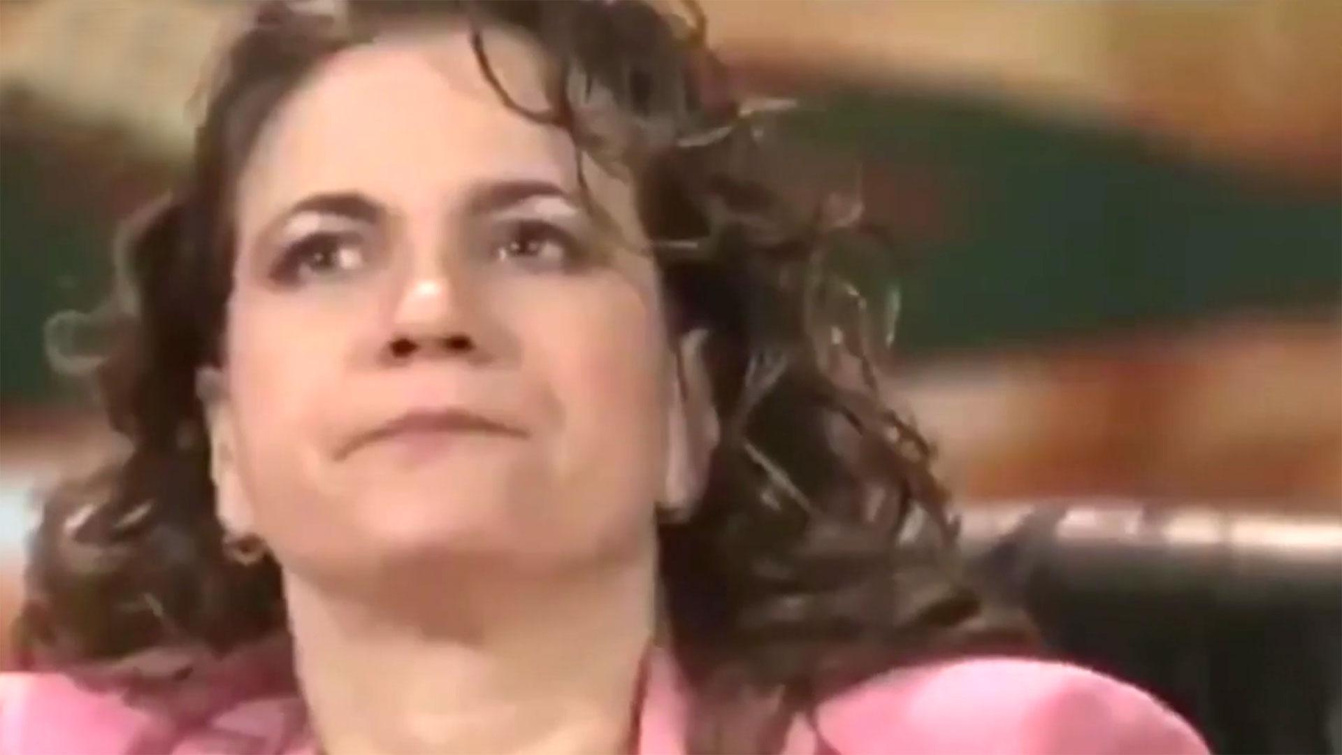 Así reaccionó la periodista de VTV ante el argumento de la constituyente María Alejandra Díaz sobre el apagón en Venezuela