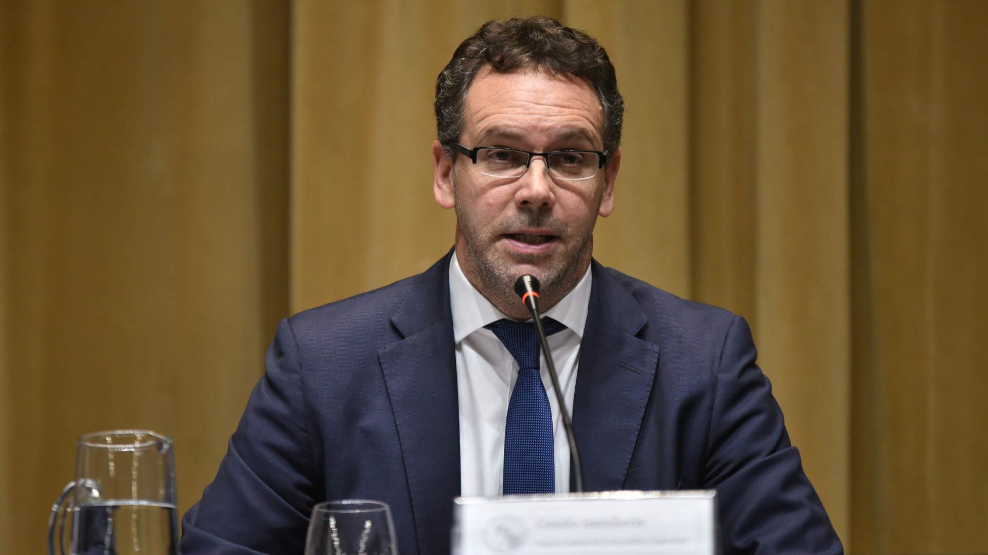 Guido Sandleris, presidente del Banco Central (Manuel Cortina)
