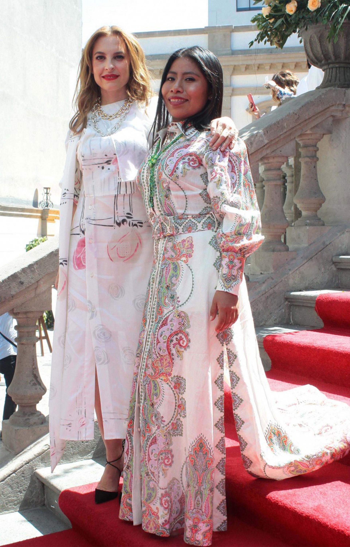 Marina de Tavira, y Yalitza Aparicio, nominadas a los Premios de la Academia 2019 por su participación en Roma, llegan a los reconocimientos de la revista.