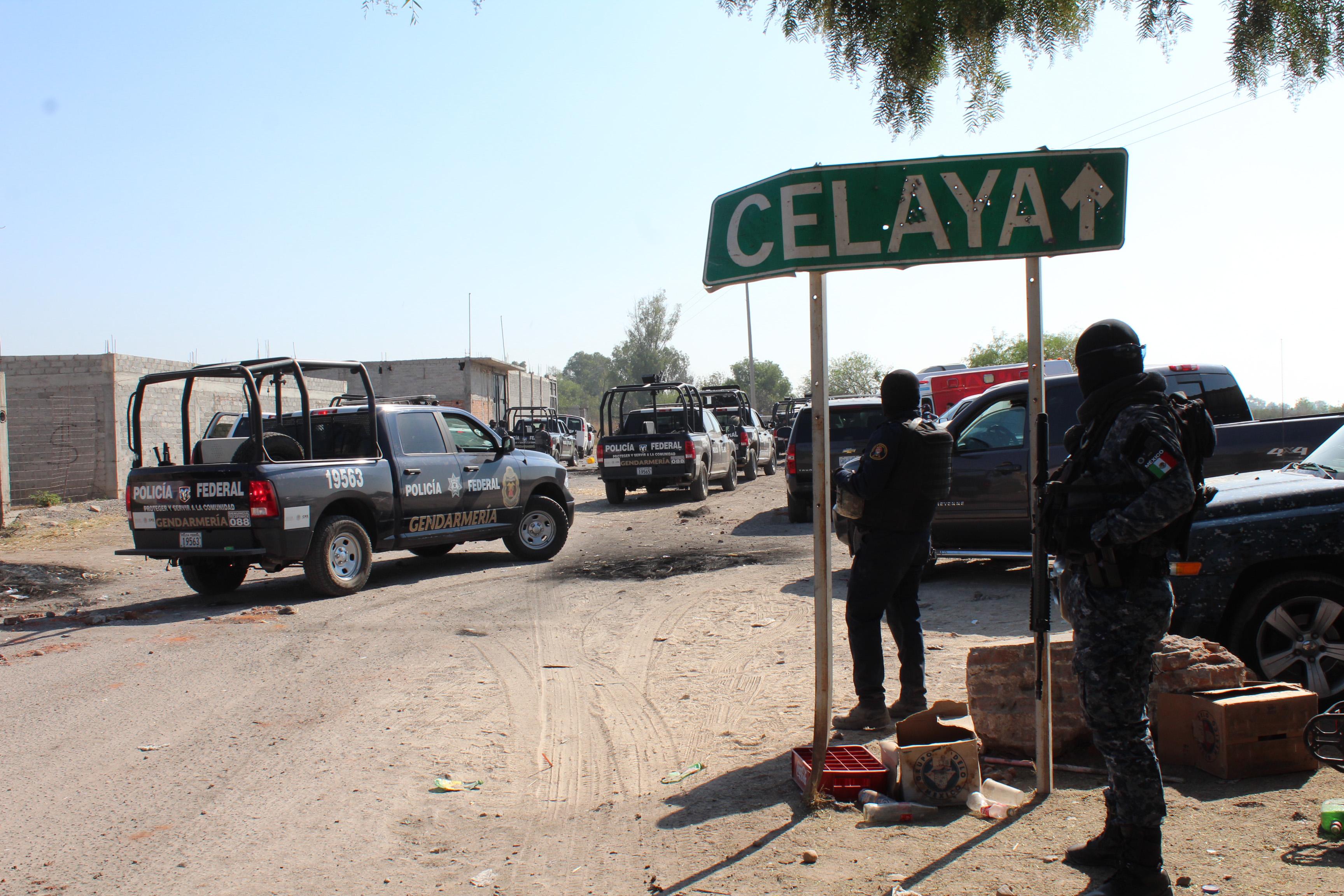 """El operativo """" Golpe de Timón"""", que se implementó desde hace semanas en la comunidad de Santa Rosa de Lima (Foto: ALEJANDRO ROJAS /CUARTOSCURO)"""