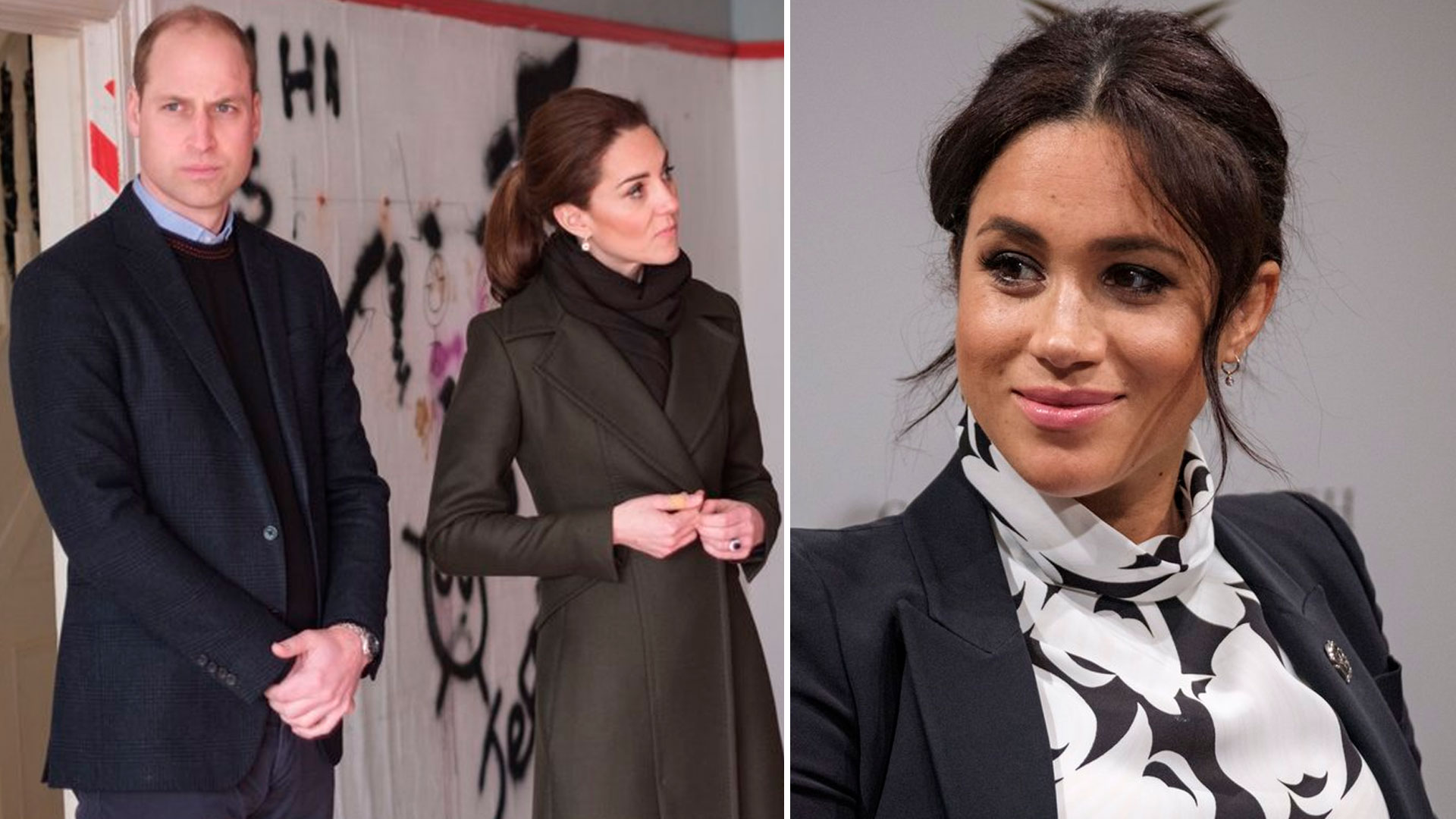Meghan Markle prepara cambios en su vida como duquesa (Foto: Twitter @KensingtonRoyal)