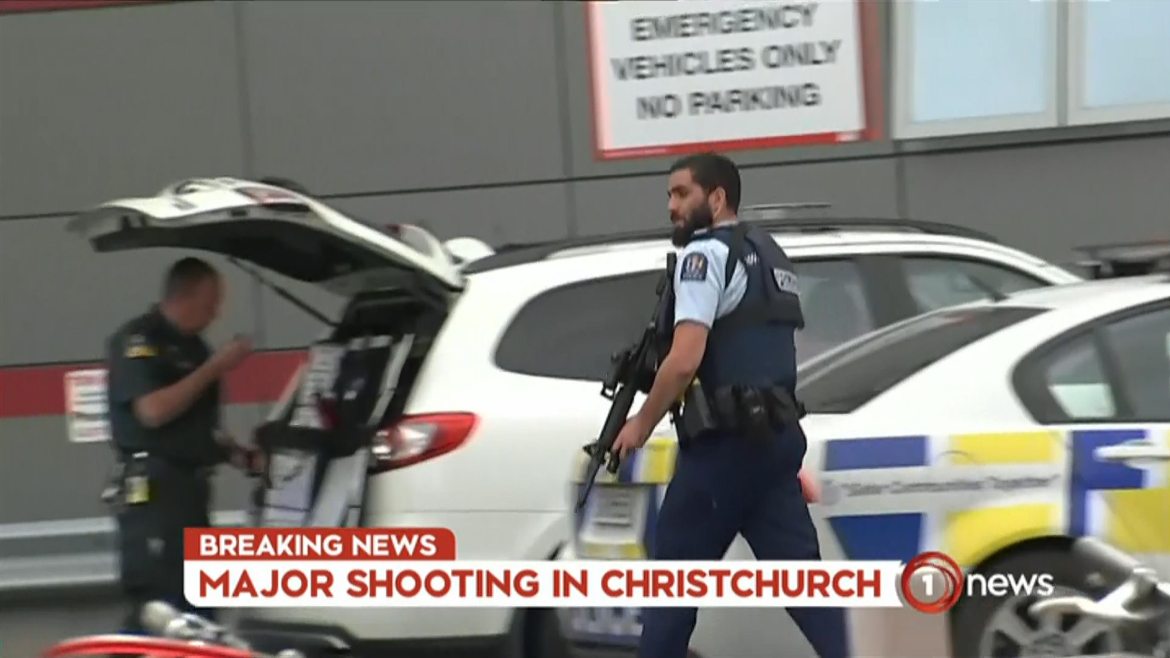 (Laurent FIEVET / TV New Zealand / AFP)