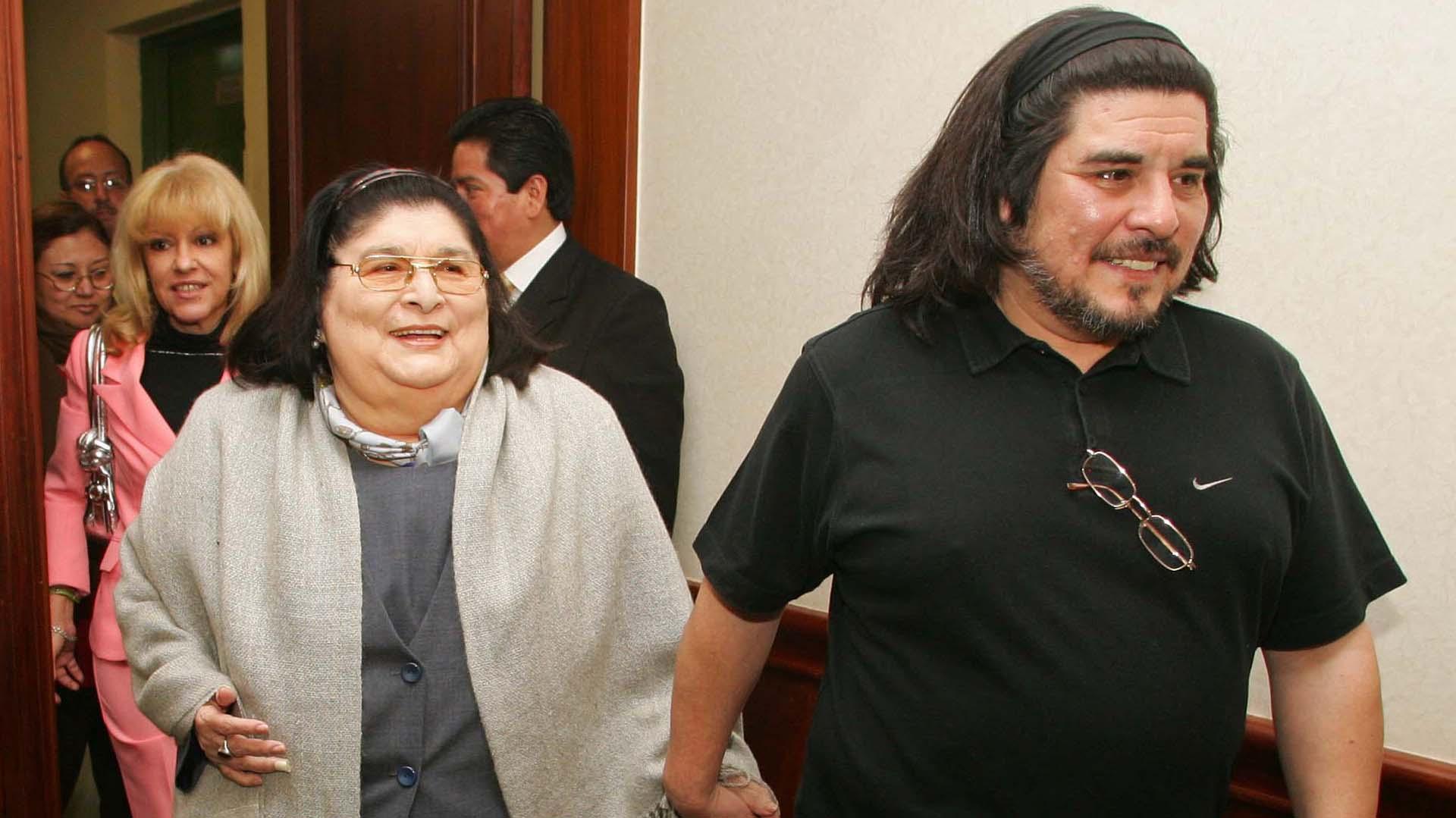 En 2010, sufrió un infarto y debió ser operado en el Sanatorio de La Trinidad. A partir de ese momento, atravesó por varias complicaciones en su salud (NA)