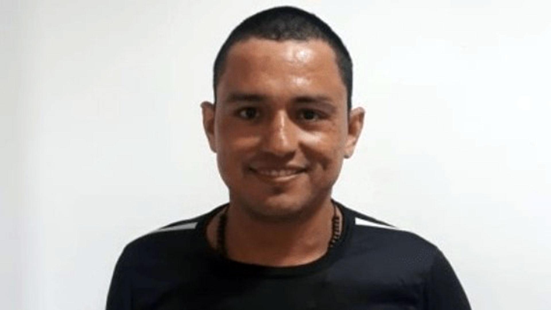 Arley Carvajal Martínez era uno de los hombres del ELN más buscados por las autoridades.
