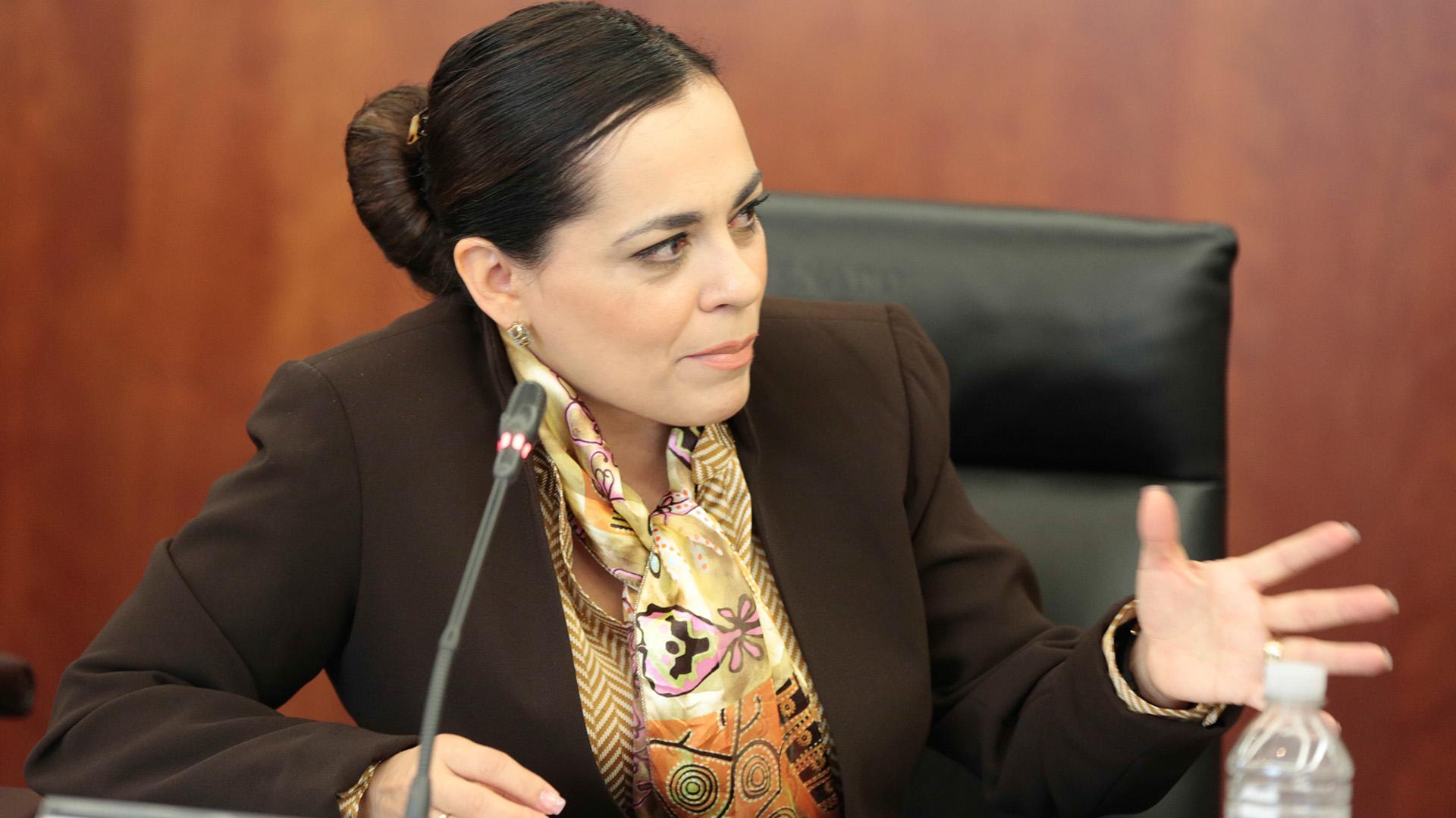 La advertencia hacia los jueces fue dada a conocer por el diario Reforma, que posee un audio con la declaración de la magistrada Claudia Mavel Curiel López. (Foto: Cuartoscuro)