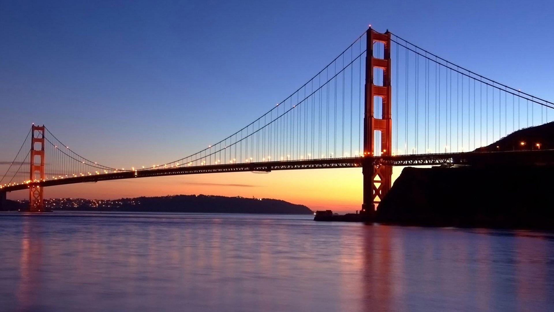El Golden Gate de San Francisco, una ciudad en la que no paran de crecer los nuevos ricos