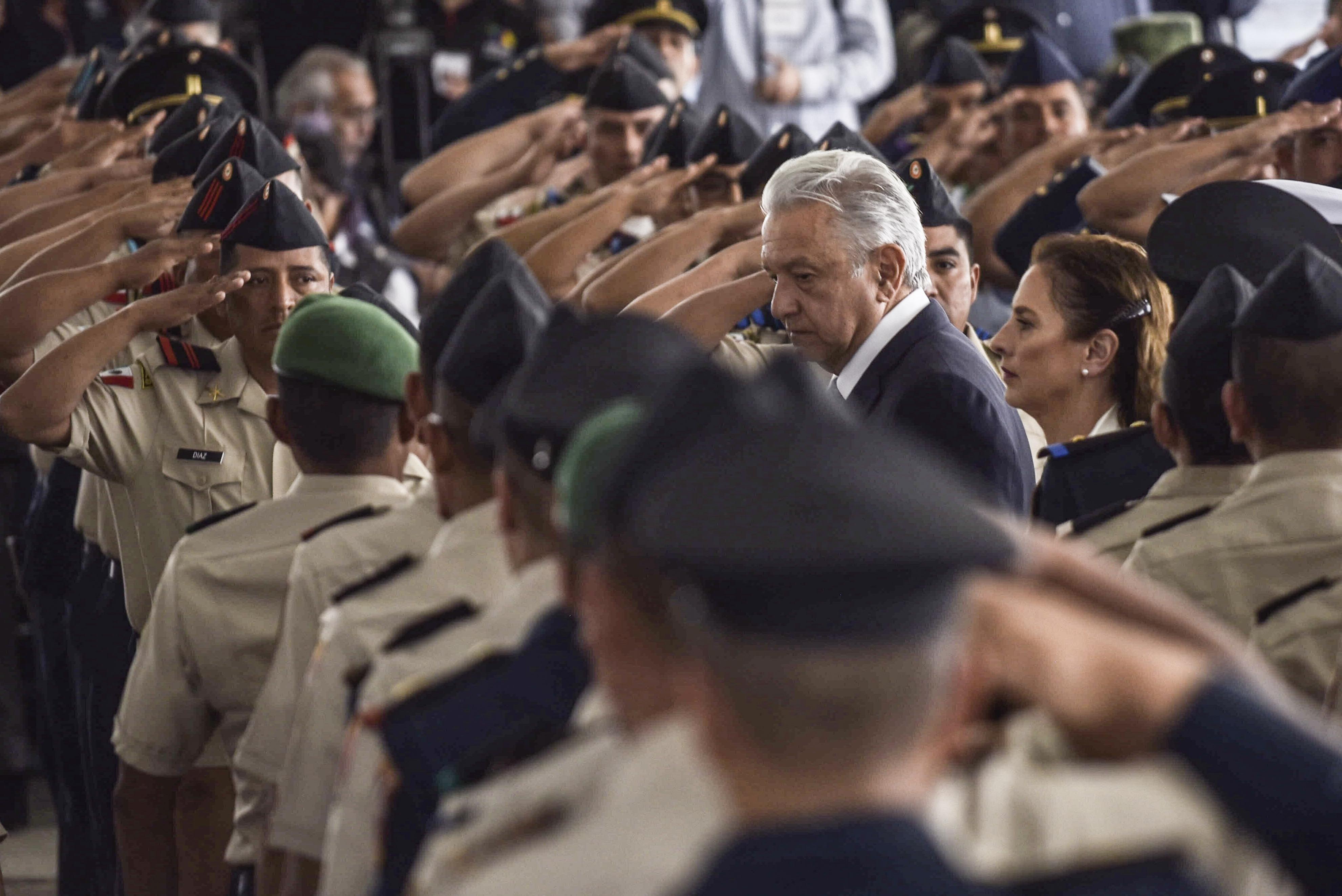La Guardia Nacional forma parte de la estrategia anticrimen del actual presidente (Foto:Cuartoscuro/Mario Jasso)