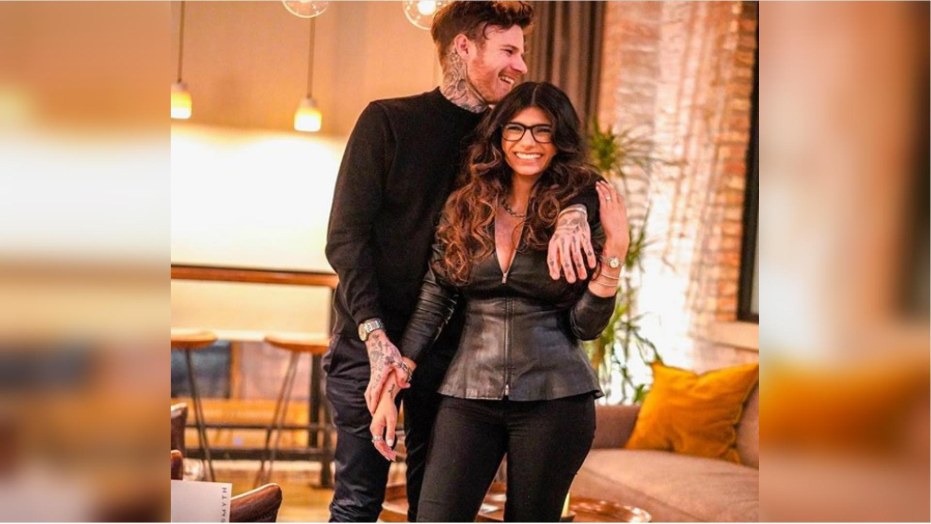 La pareja se comprometió durante una visita a Chicago (Foto: Instagram)