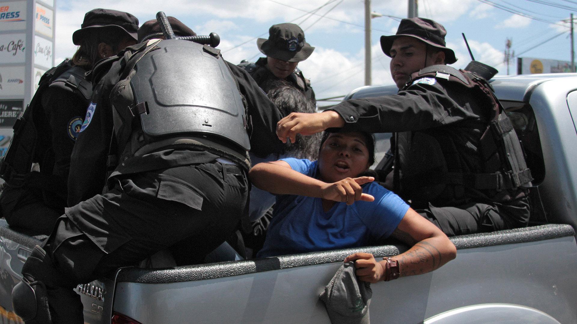 (Photo by Maynor Valenzuela / AFP)