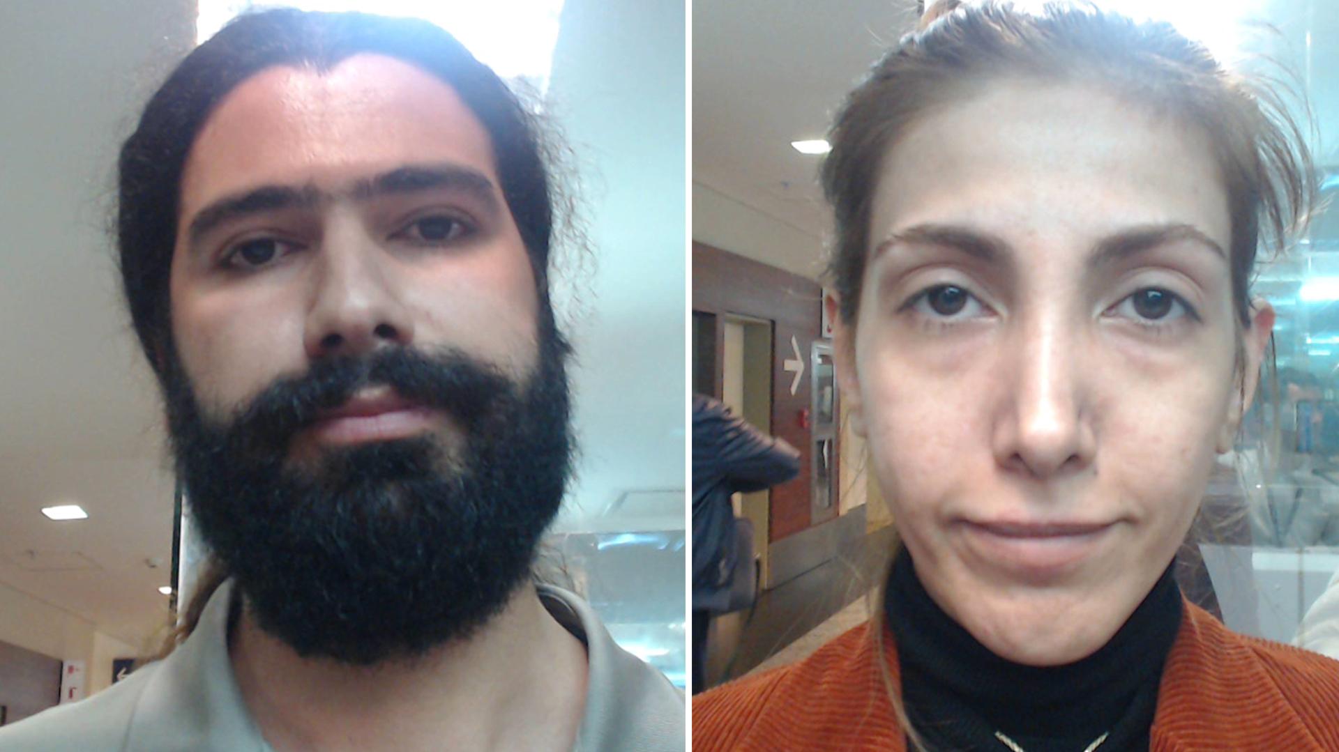 El caso de los 2 iraníes detenidos por ingresar con pasaportes falsos alertó a las autoridades para extremar los controles