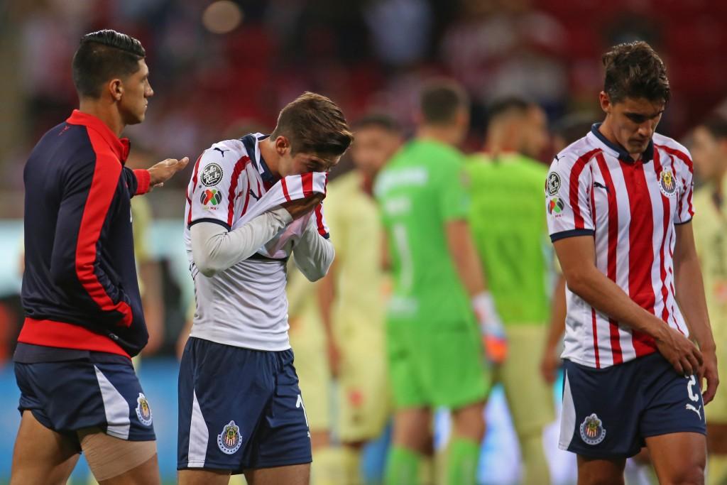 Chivas sigue ahondando en su propia crisis (Foto: Cuartoscuro)