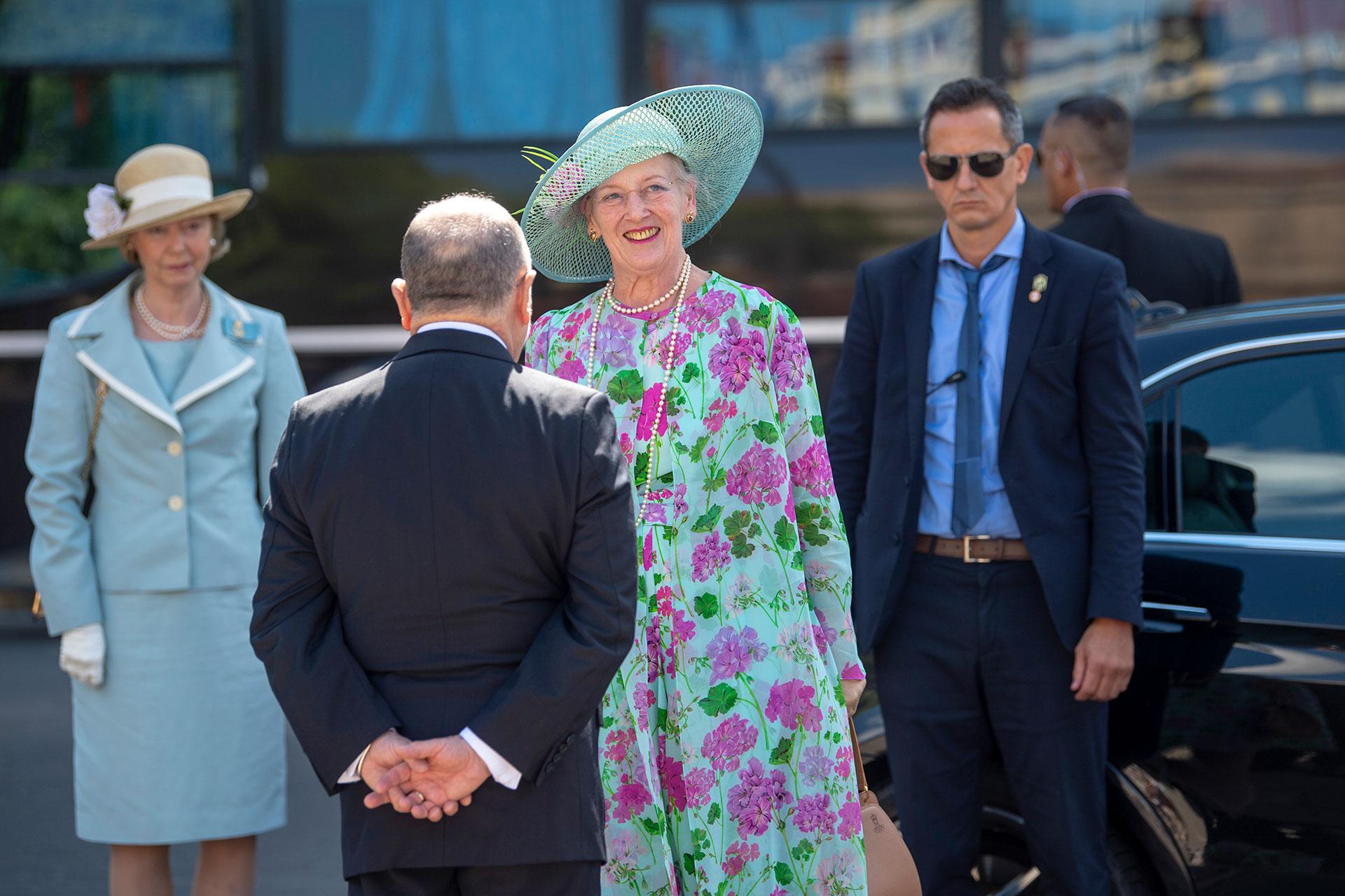 Margarita II tiene 79 años y lleva más de 47 en el trono de Dinamarca