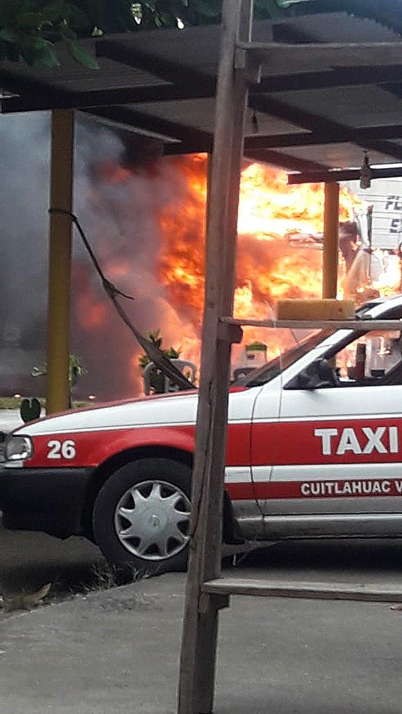 Vecinos de la zona padecieron la violencia. FOTO: CUARTOSCURO.COM