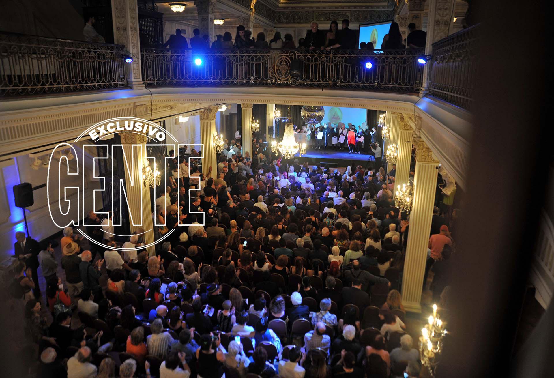 Hubo una gran cantidad de artistas que celebraron a una de las más antiguas entidades de nuestro país. Foto: Enrique García Medina/GENTE