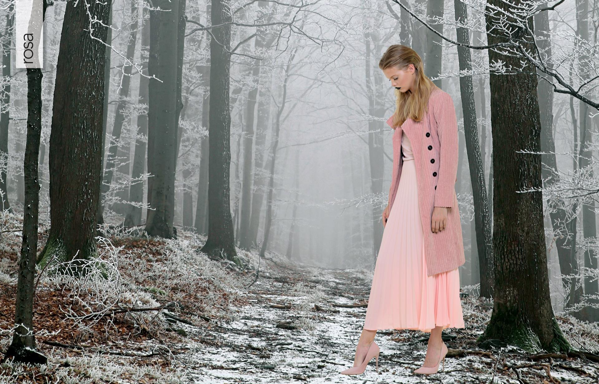 El rosa será el tono preferido del invierno.