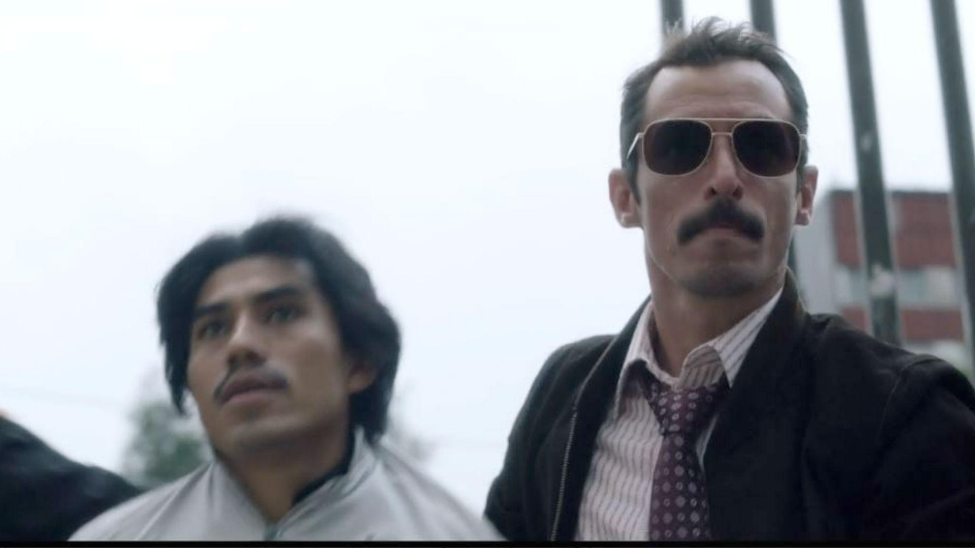 Jorge A. Guerrero y Alberto Guerra destacaron que la serie humaniza a los personajes (Foto: Netflix)