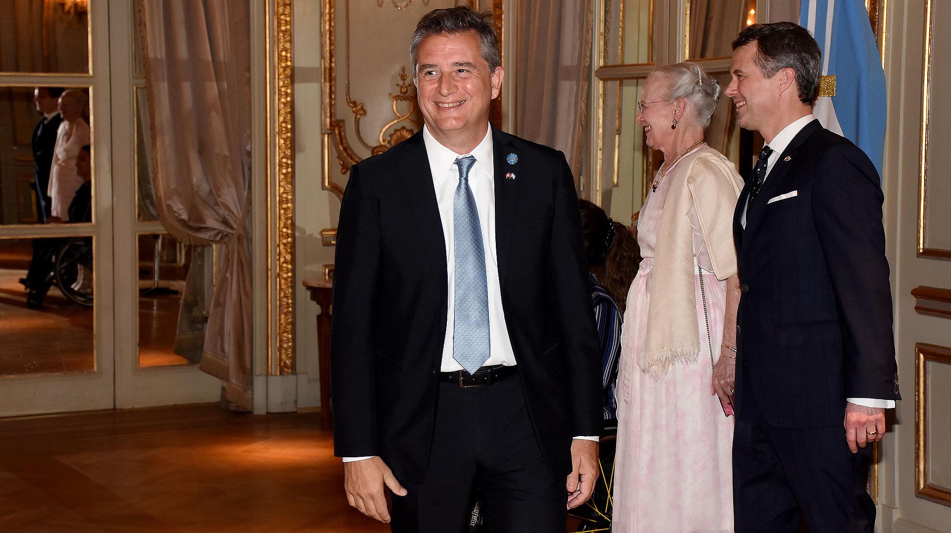 El secretario de Agroindustria de la Nación, Luis Etchevehere